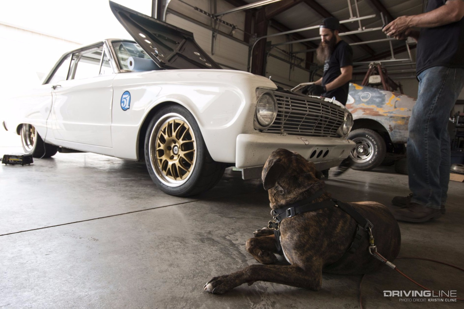 gas monkey garage 39 s aaron kaufman takes on pike s peak in. Black Bedroom Furniture Sets. Home Design Ideas