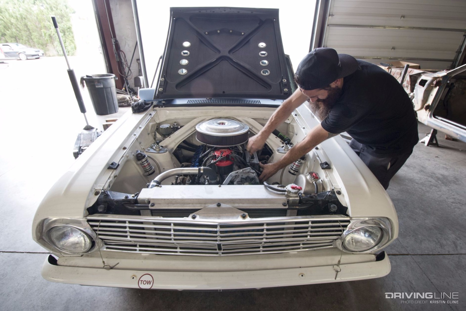 Gas Monkey Garage's Aaron Kaufman Takes on Pike's Peak in His 1963