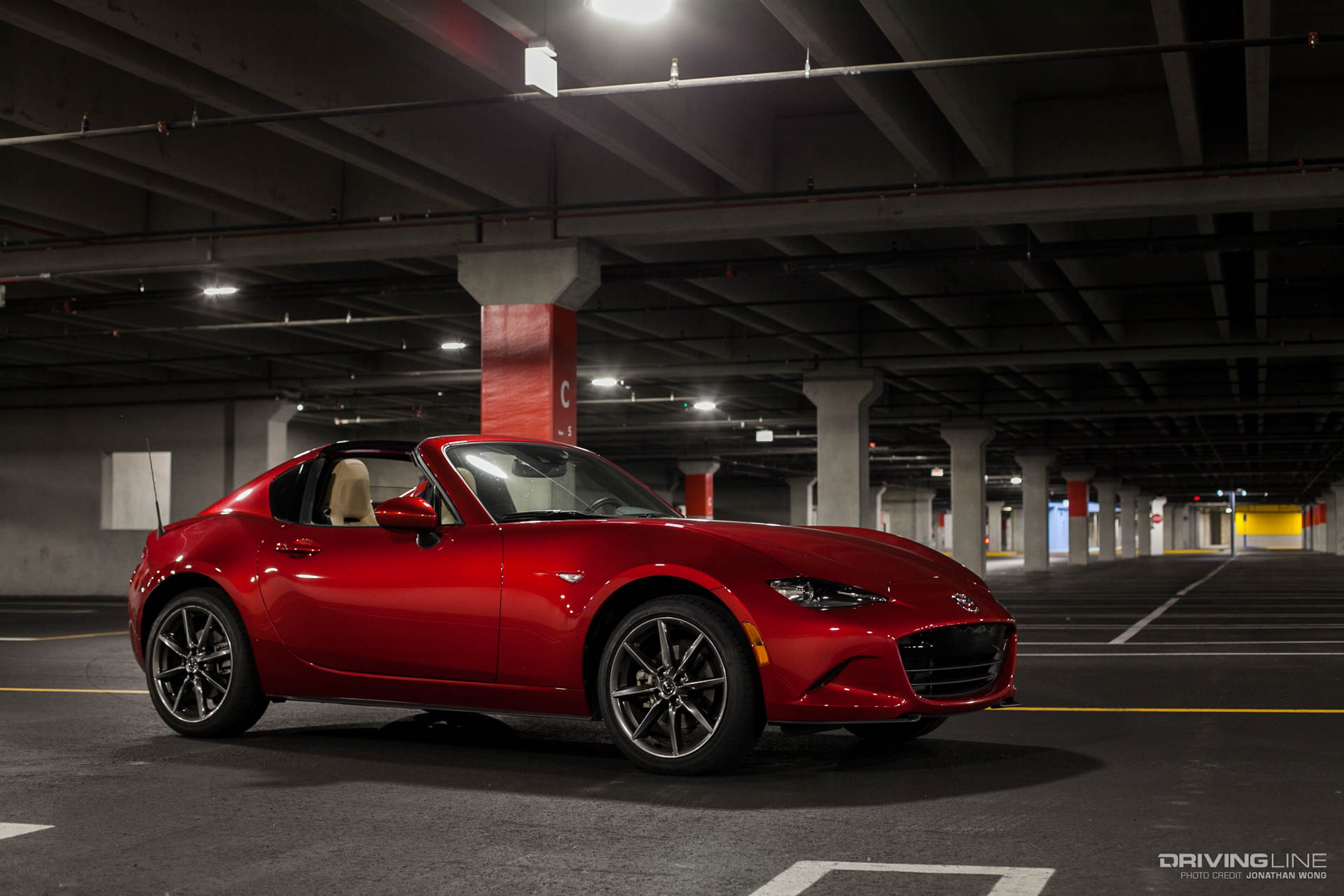 Mazda Miata Grand Touring Review