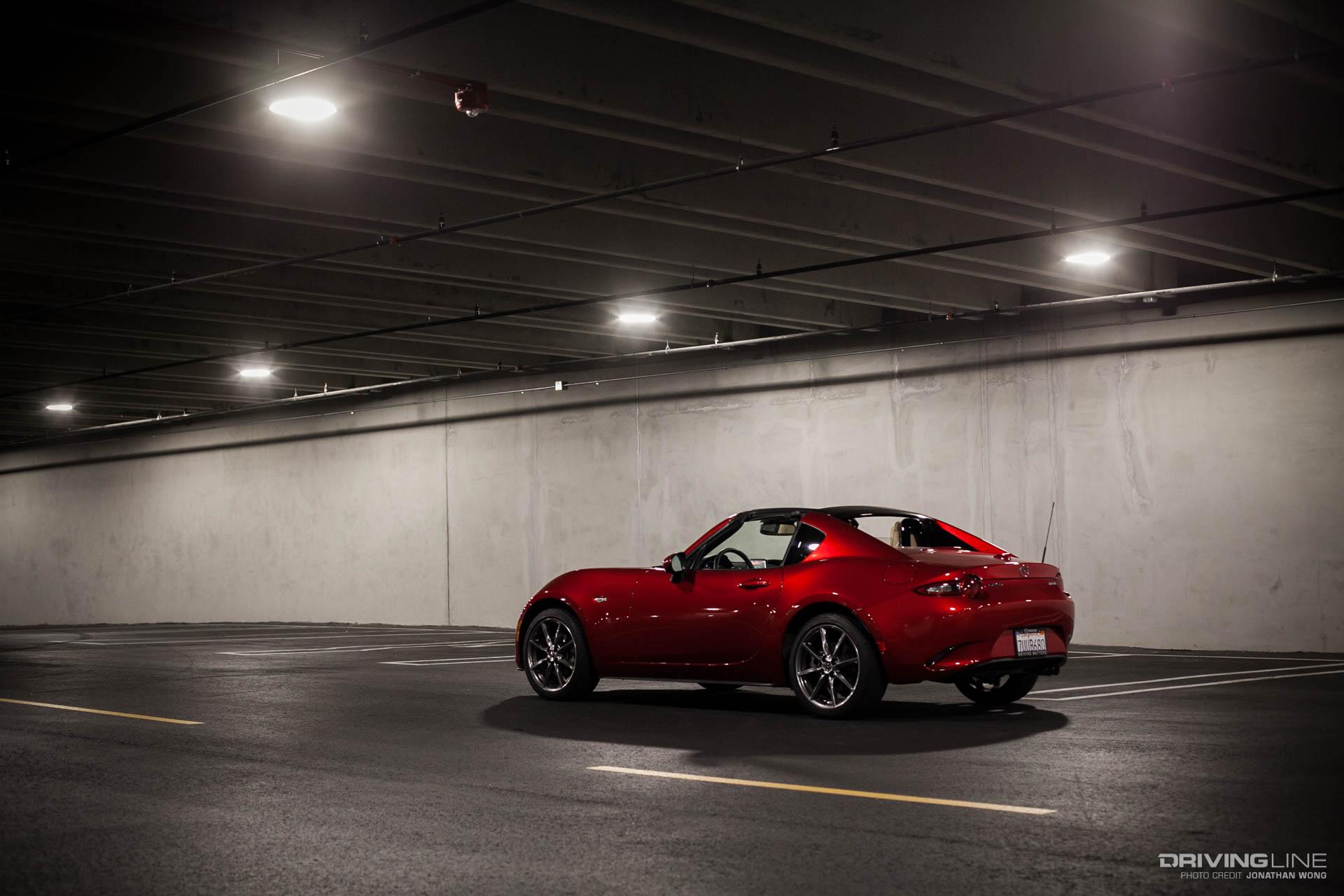 Driven 2017 Mazda Mx 5 Rf Grand Touring Drivingline