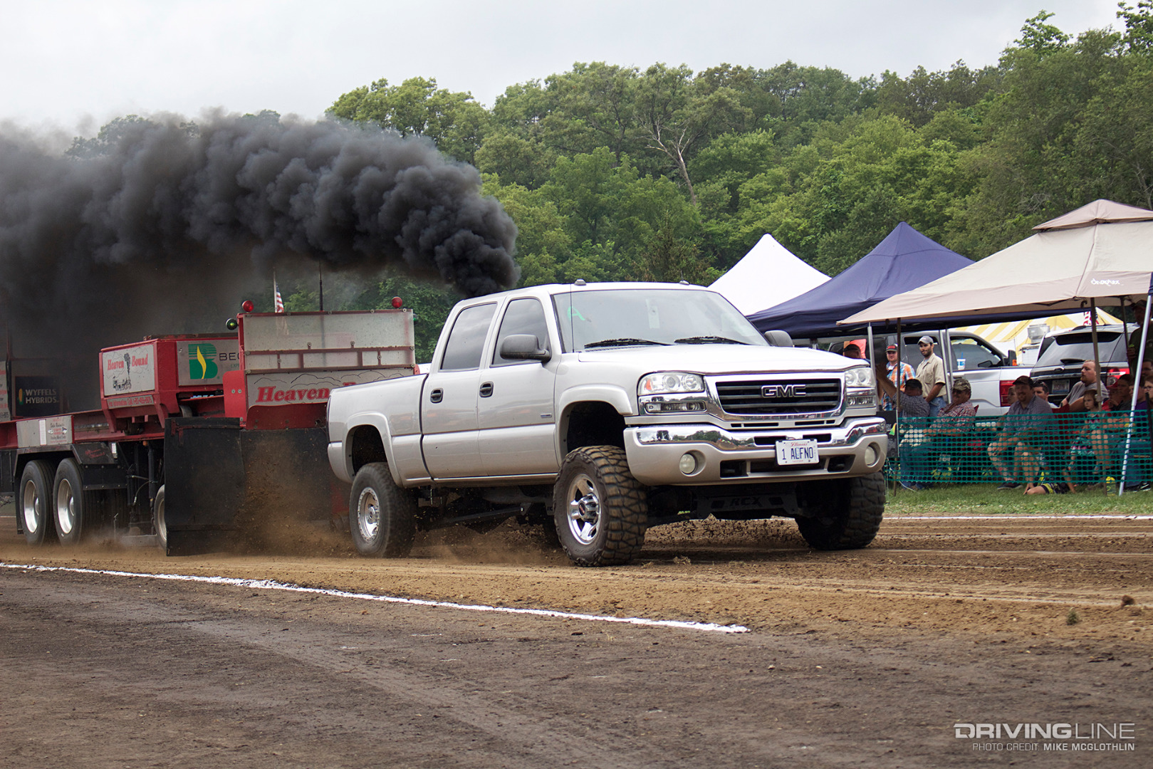 Competition Diesel 101: A Beginner's Guide to Sled Pulling