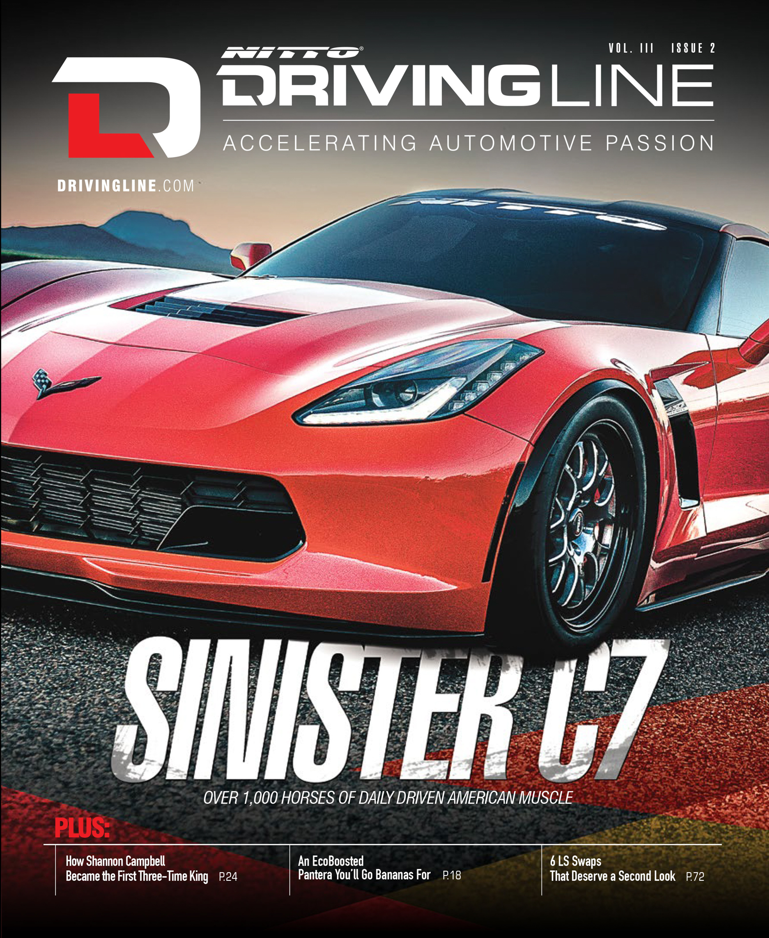 Driving Line Magazine Issue 11