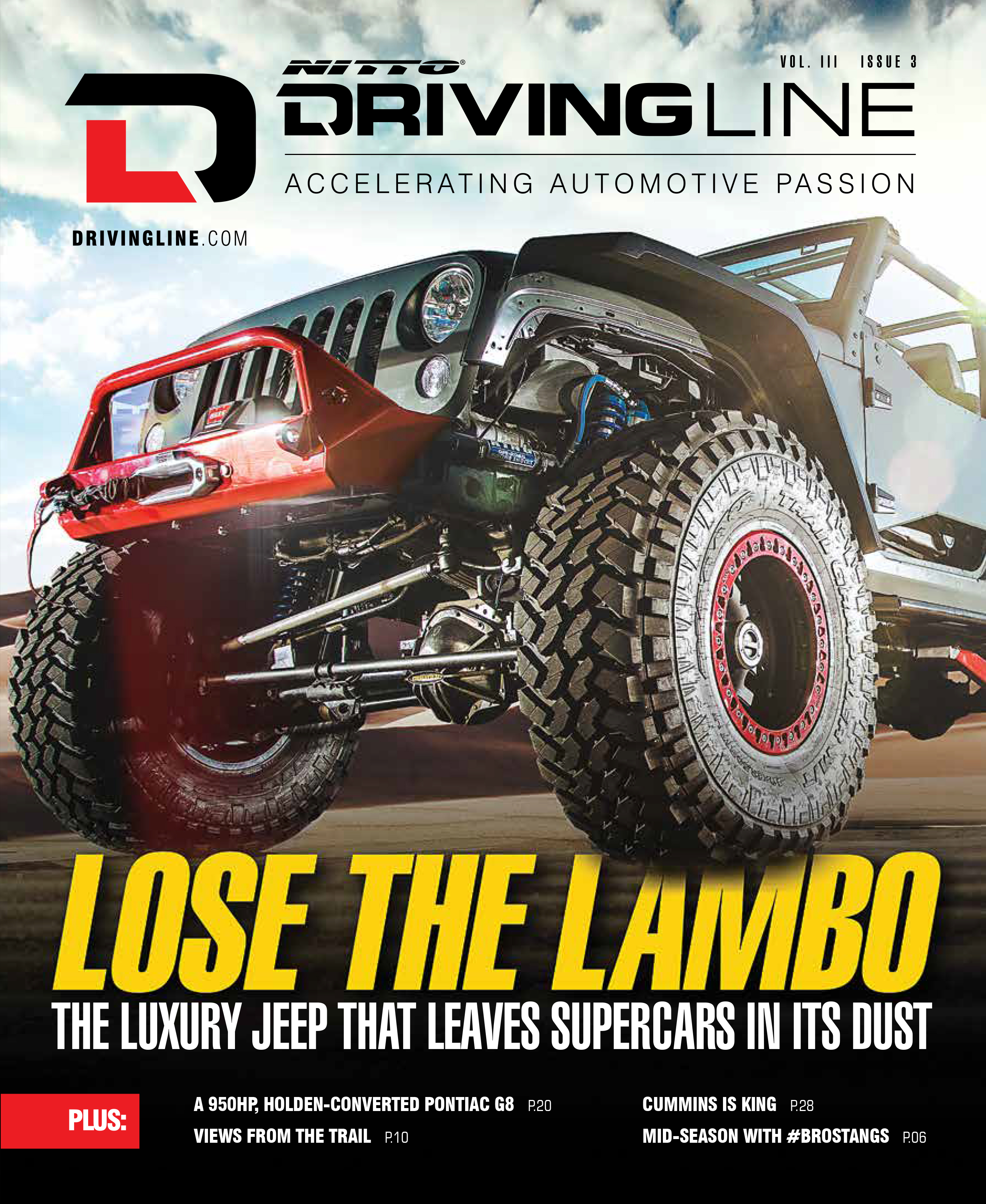 Driving Line Issue 12