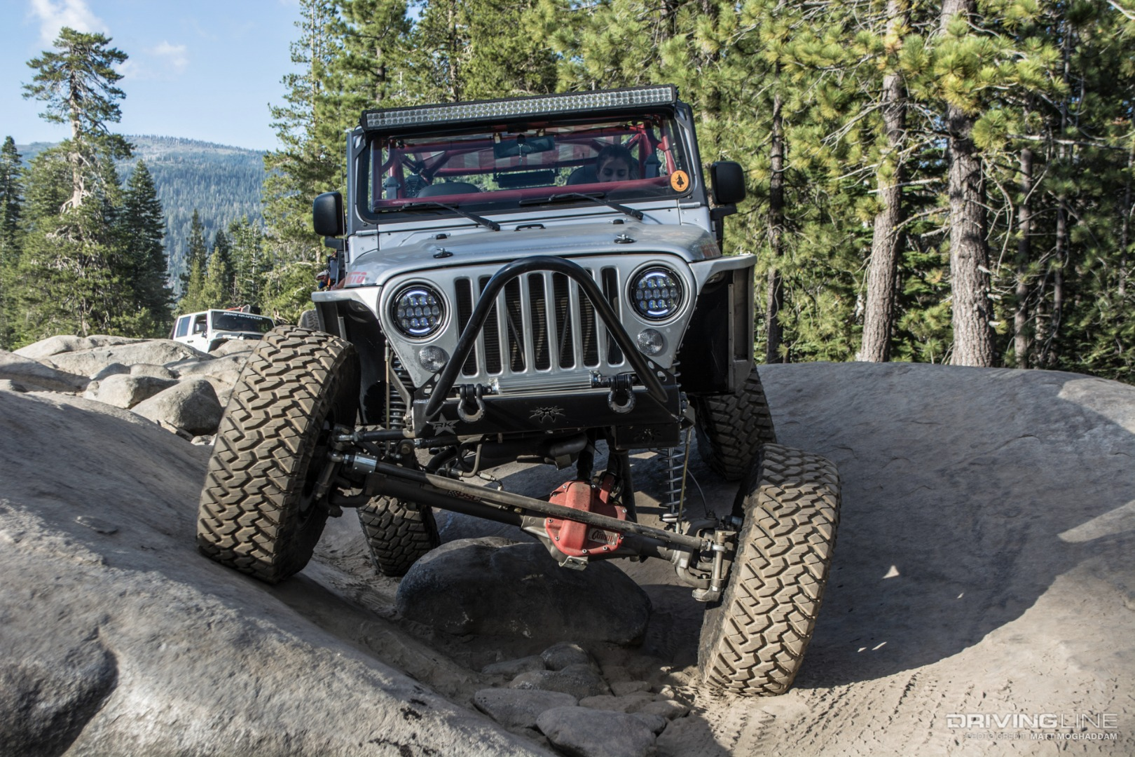 Point of No Return: The 2017 Jeepers Jamboree on the ...