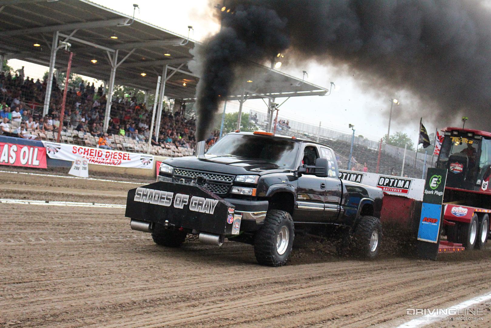 Fastest Diesel Truck >> Rich With History: The Scheid Diesel Extravaganza | DrivingLine