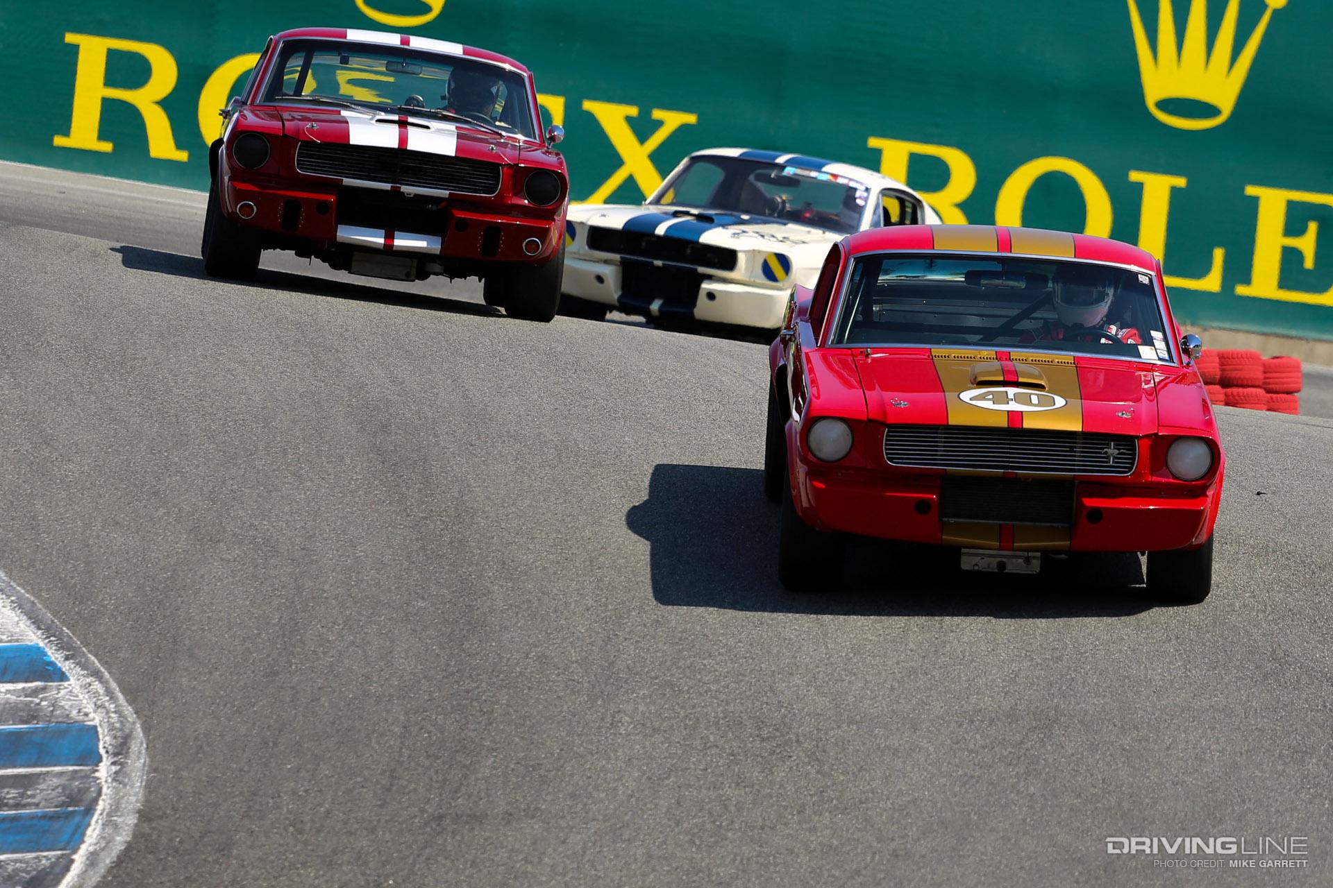 Vintage Racing Overload at the 2017 Rolex Monterey Motorsport ...