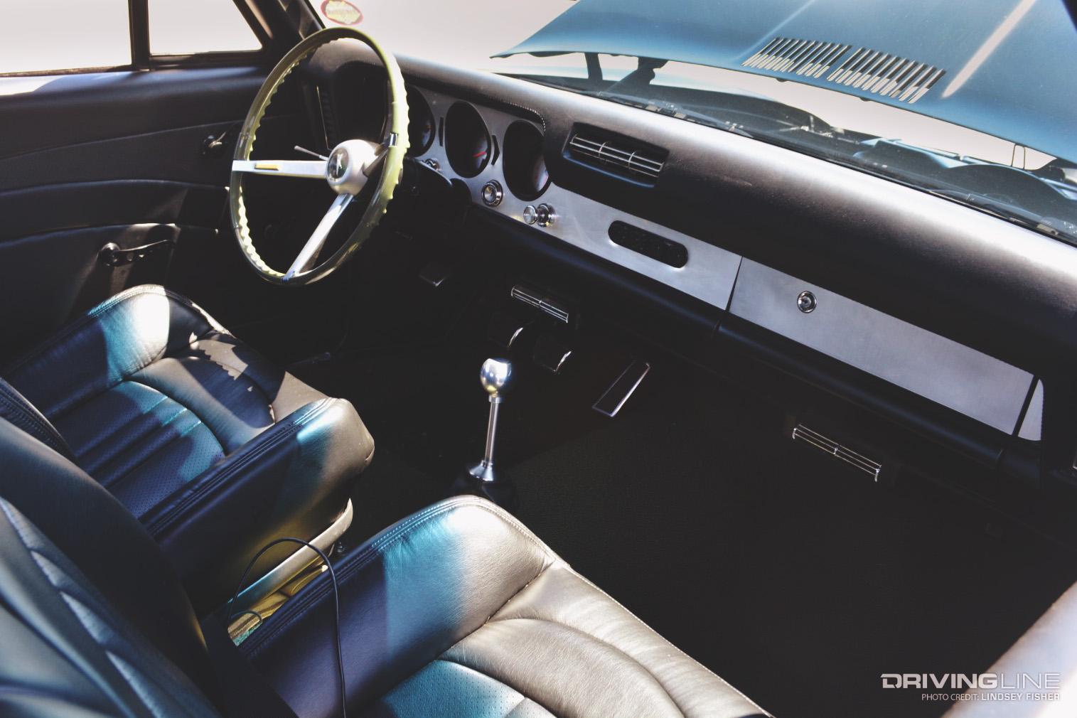 One Unique Ride Tom Ulrich S 1968 Pontiac Lemans Drivingline