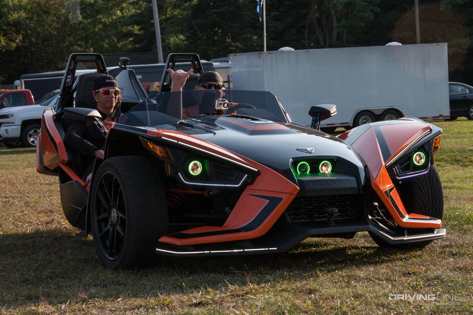 6 Standout Race Cars Thunder Up Storm Hill For The Empire Hill