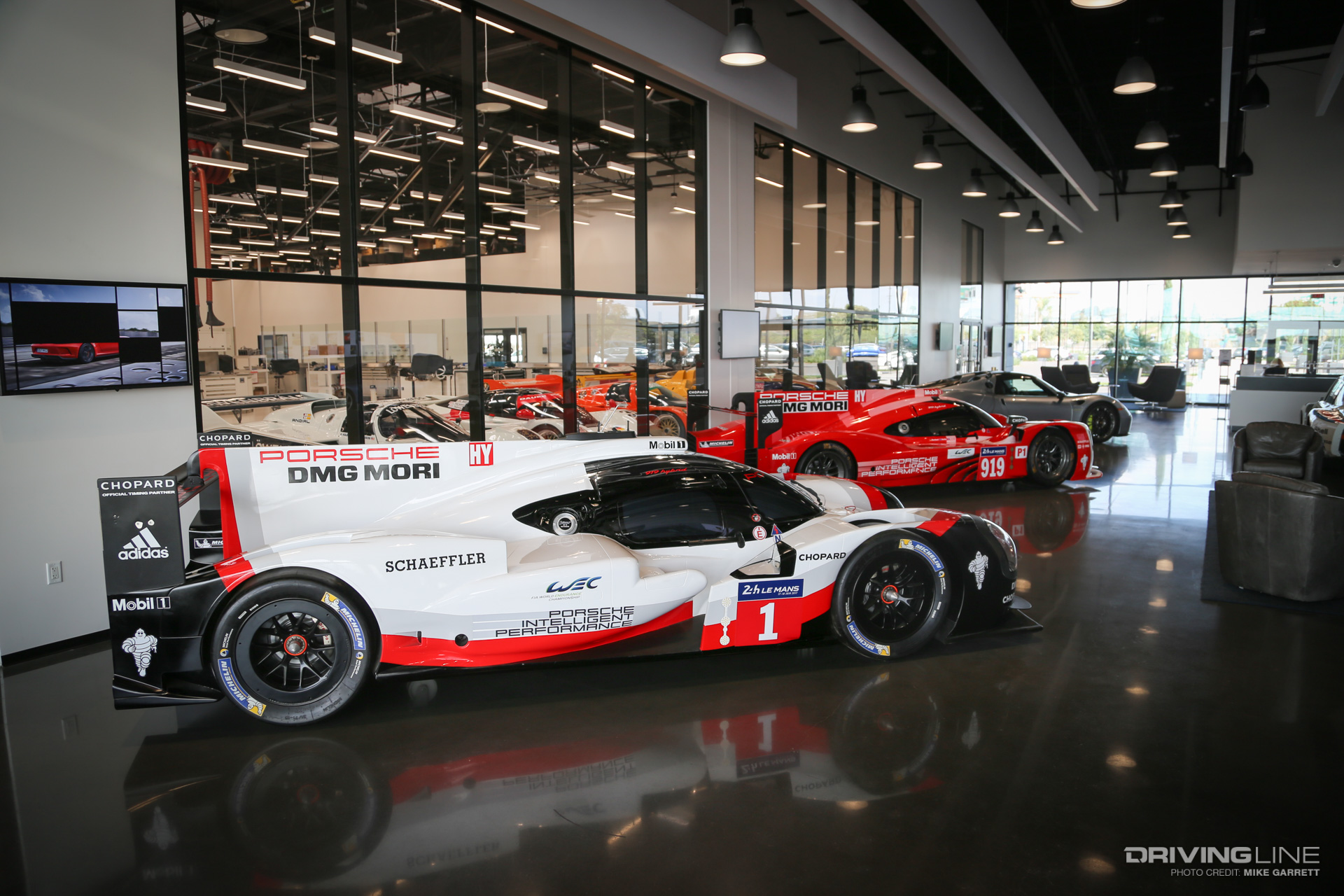 Atlanta Truck Center >> 5 Reasons to Visit the Porsche Experience Center in LA | DrivingLine