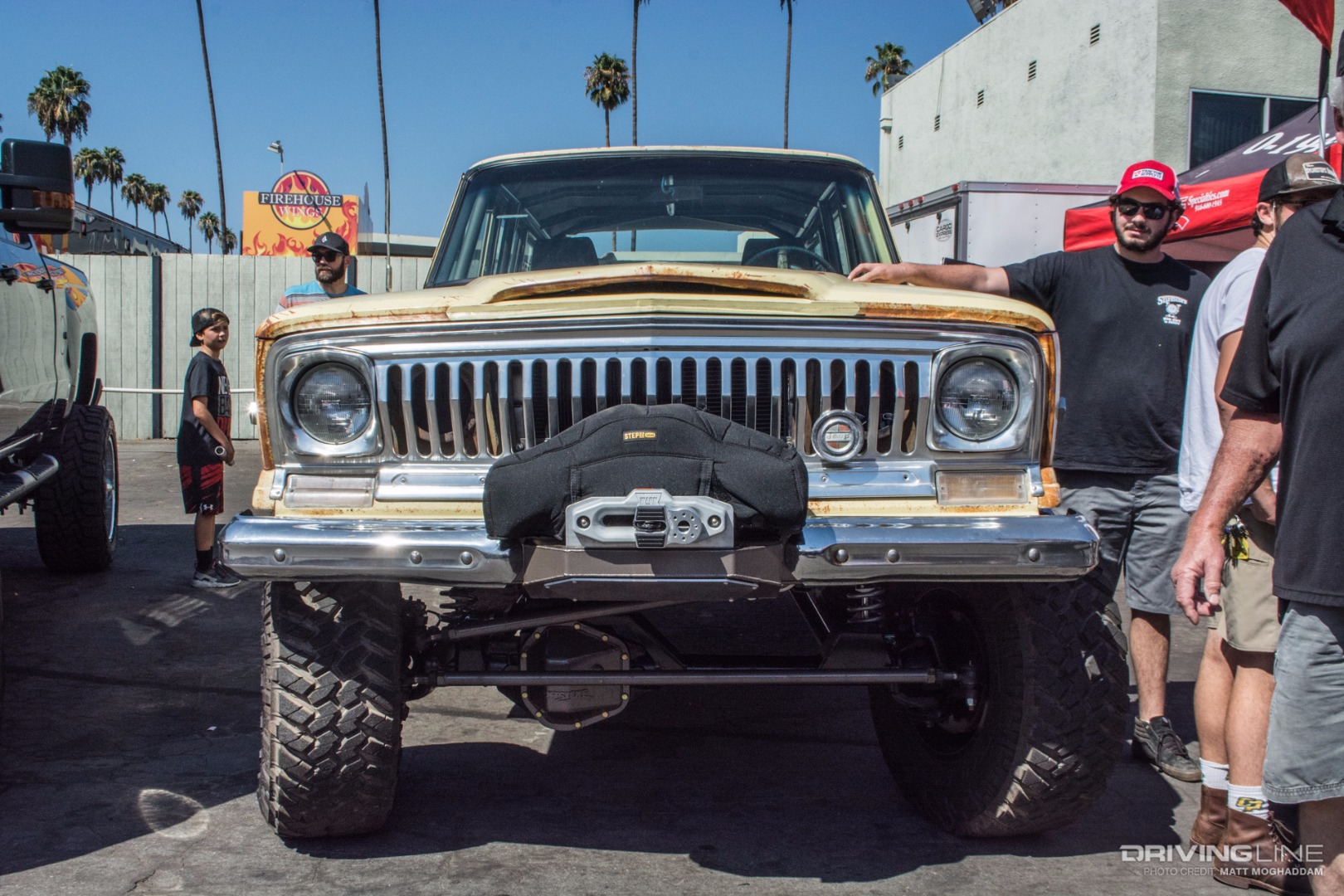 Jeep Wagoneer Review >> Ranch Truck to Race Truck: A '69 Jeep Wagoneer's Journey to the Rebelle Rally | DrivingLine