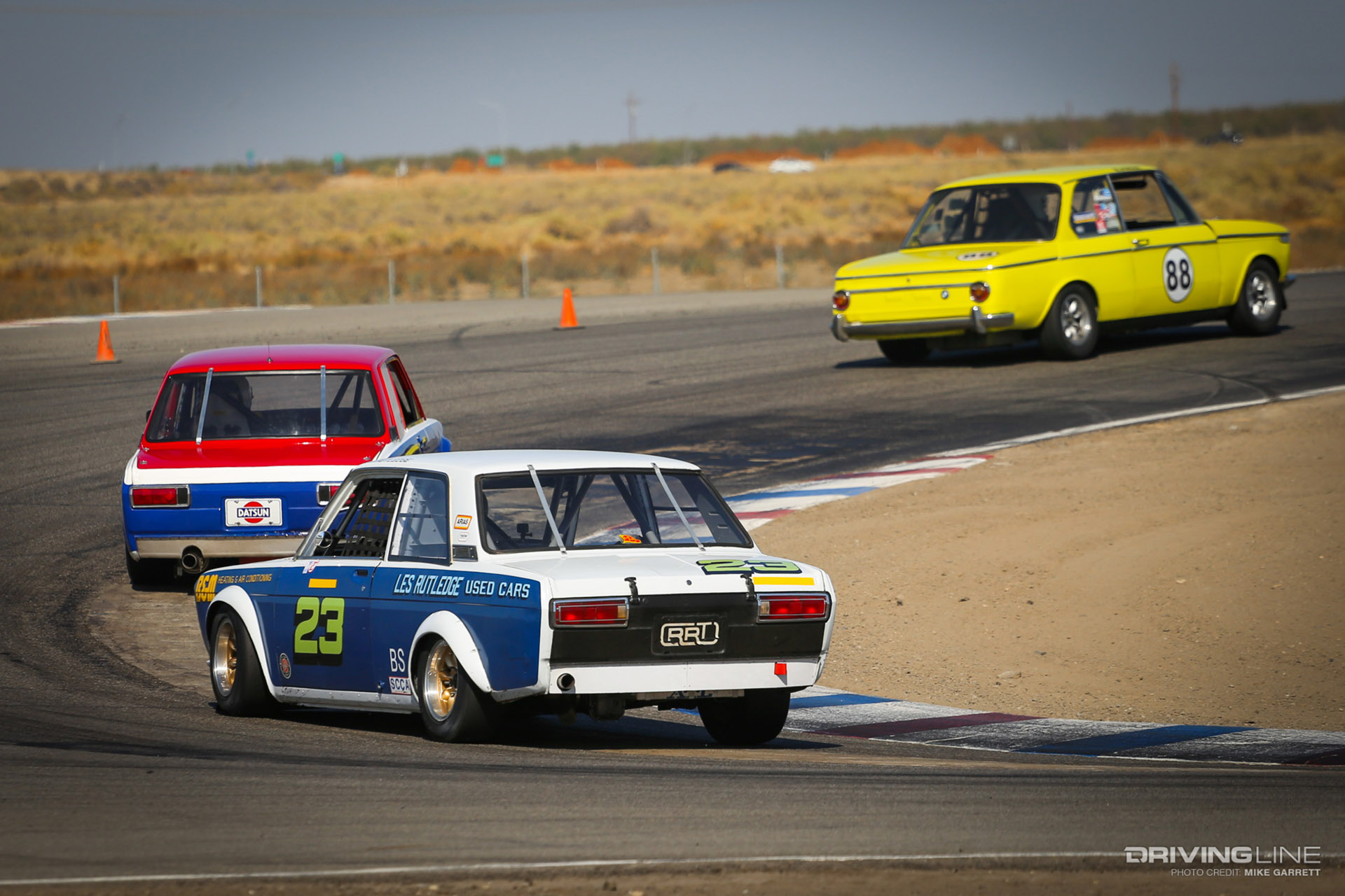 70s Time Warp: The Glory of B Sedan Racing | DrivingLine