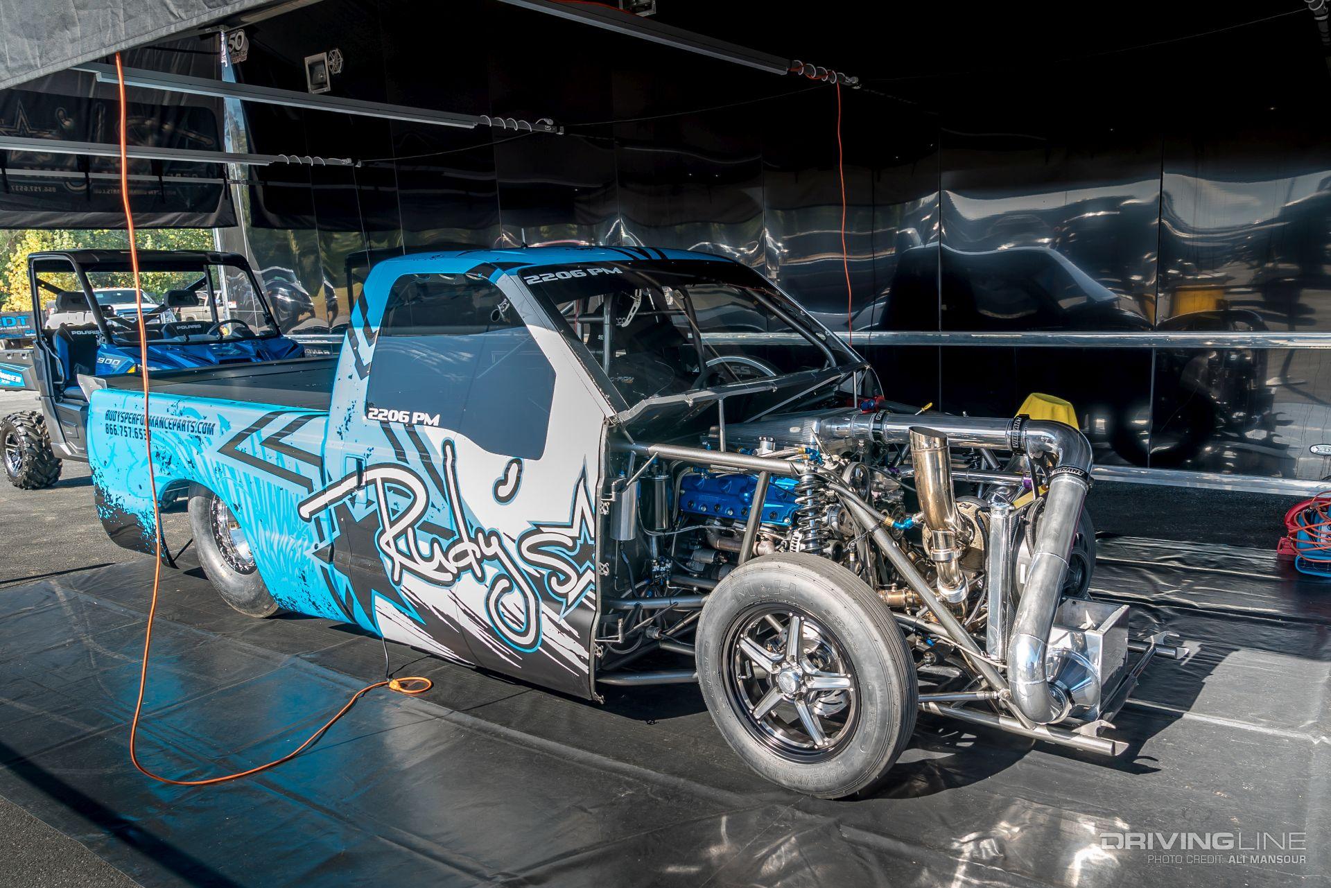 Fastest Diesel Truck >> Sensational Season Ender: 2017 Rudy's Diesel Fall Truck ...