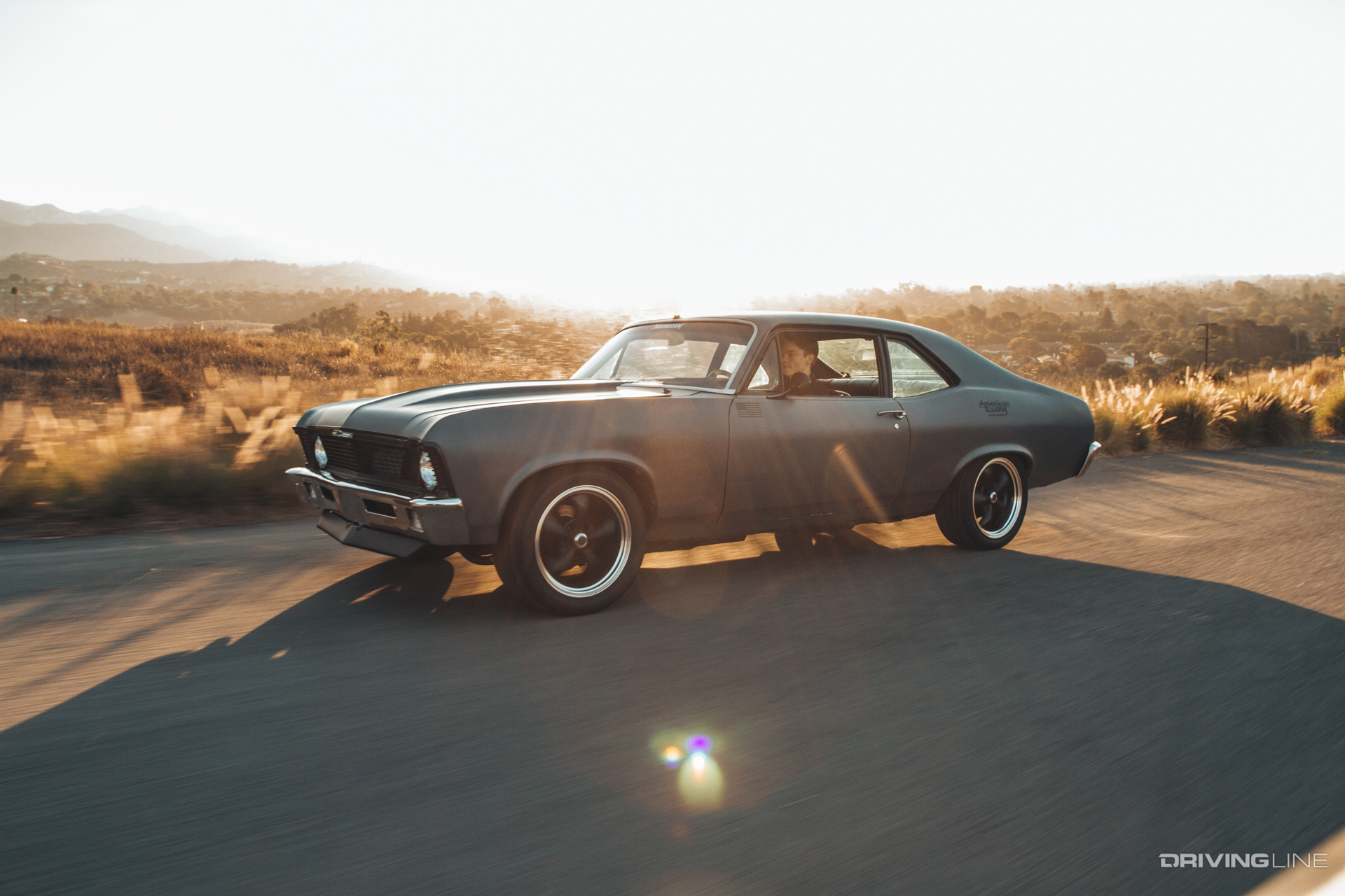 Ride of the Week: A Made-For-Thrills '70 Chevy Nova ...
