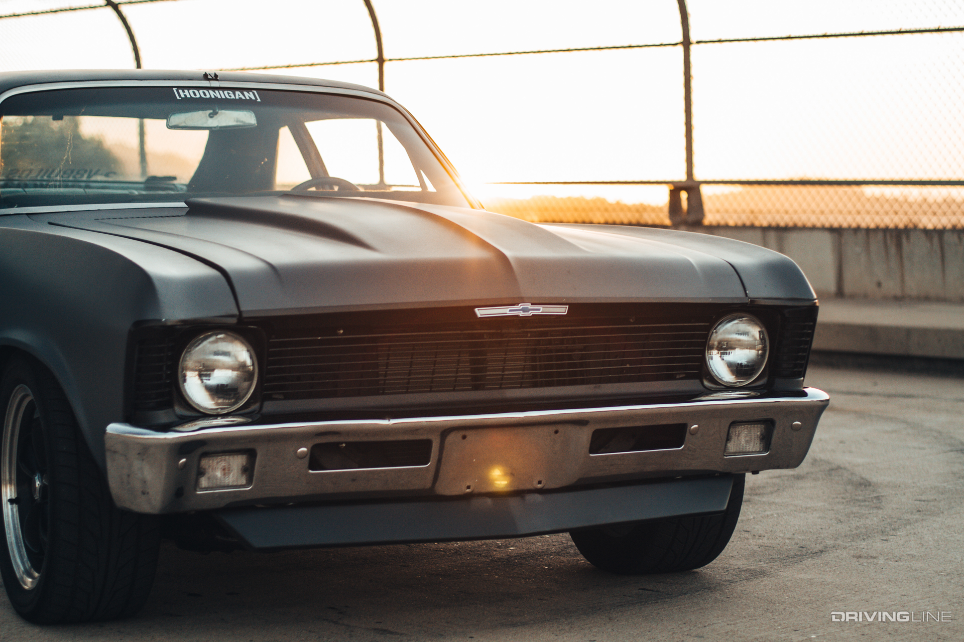 Ride of the Week: A Made-For-Thrills '70 Chevy Nova | DrivingLine
