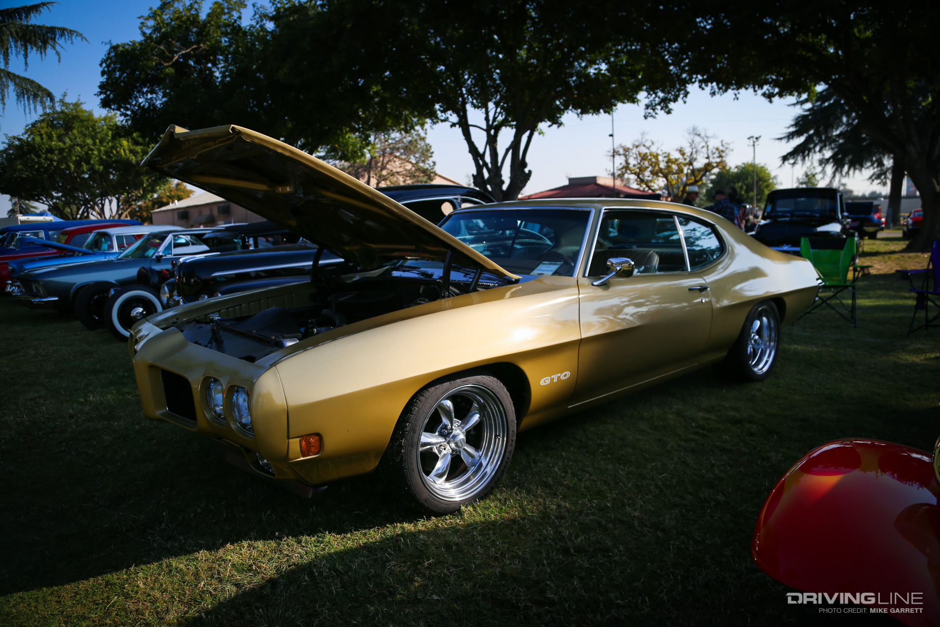 Salute the General: Five Hot GM Machines from the Valley Nationals