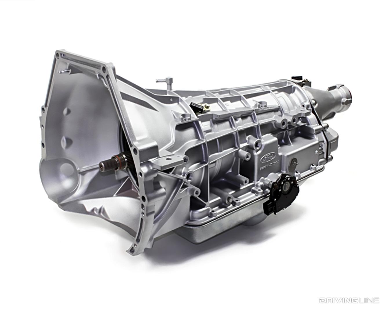 2004 f350 6.0 transmission