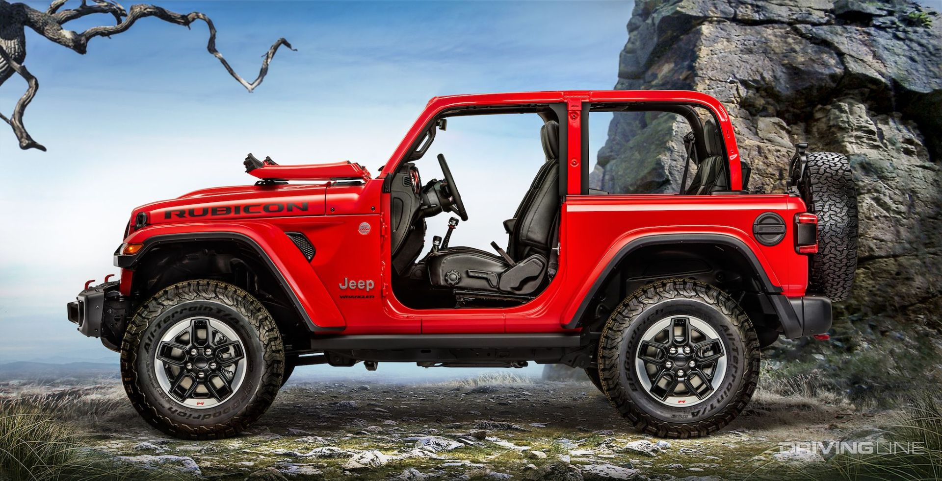 The Jl Is Here 10 Things You Need To Know About All New 2018 Jeep Wrangler Drivingline