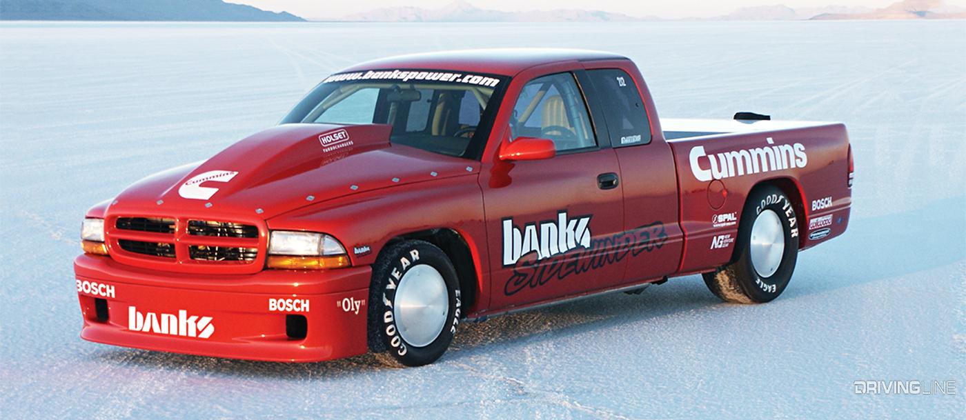Gale Banks Engineering Cummins Dodge Dakota on 2017 Dodge Dakota Truck