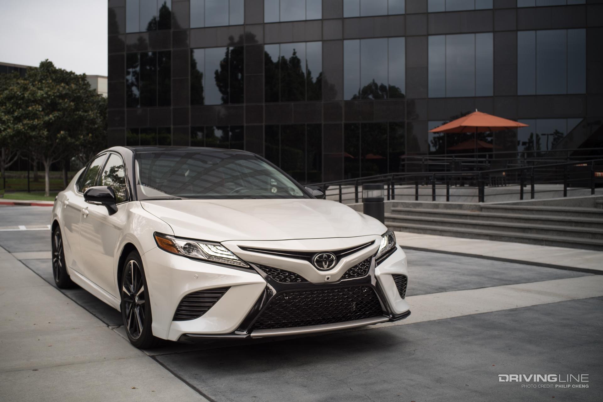 2018 Camry Xse Test Drive Making Toyota Fun Again