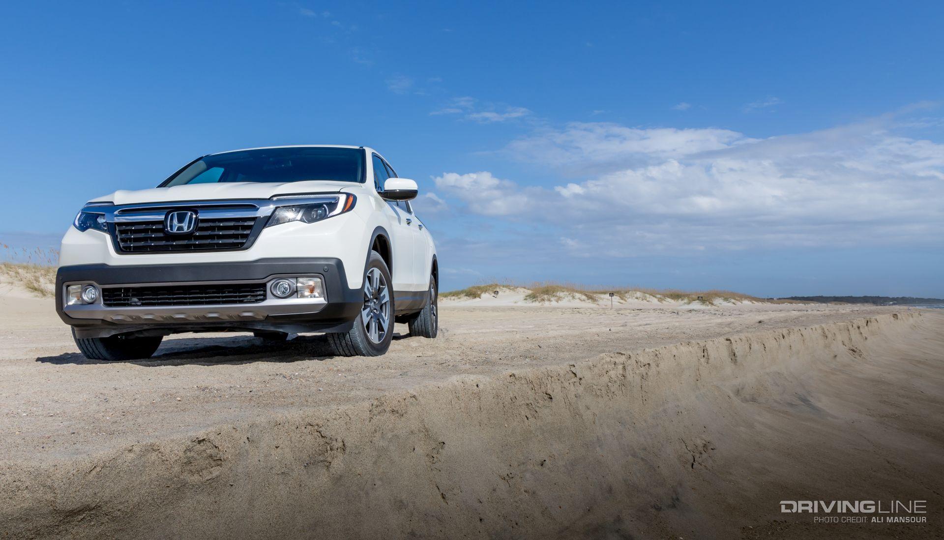 Truck Enough? The 2018 Honda Ridgeline Review | DrivingLine
