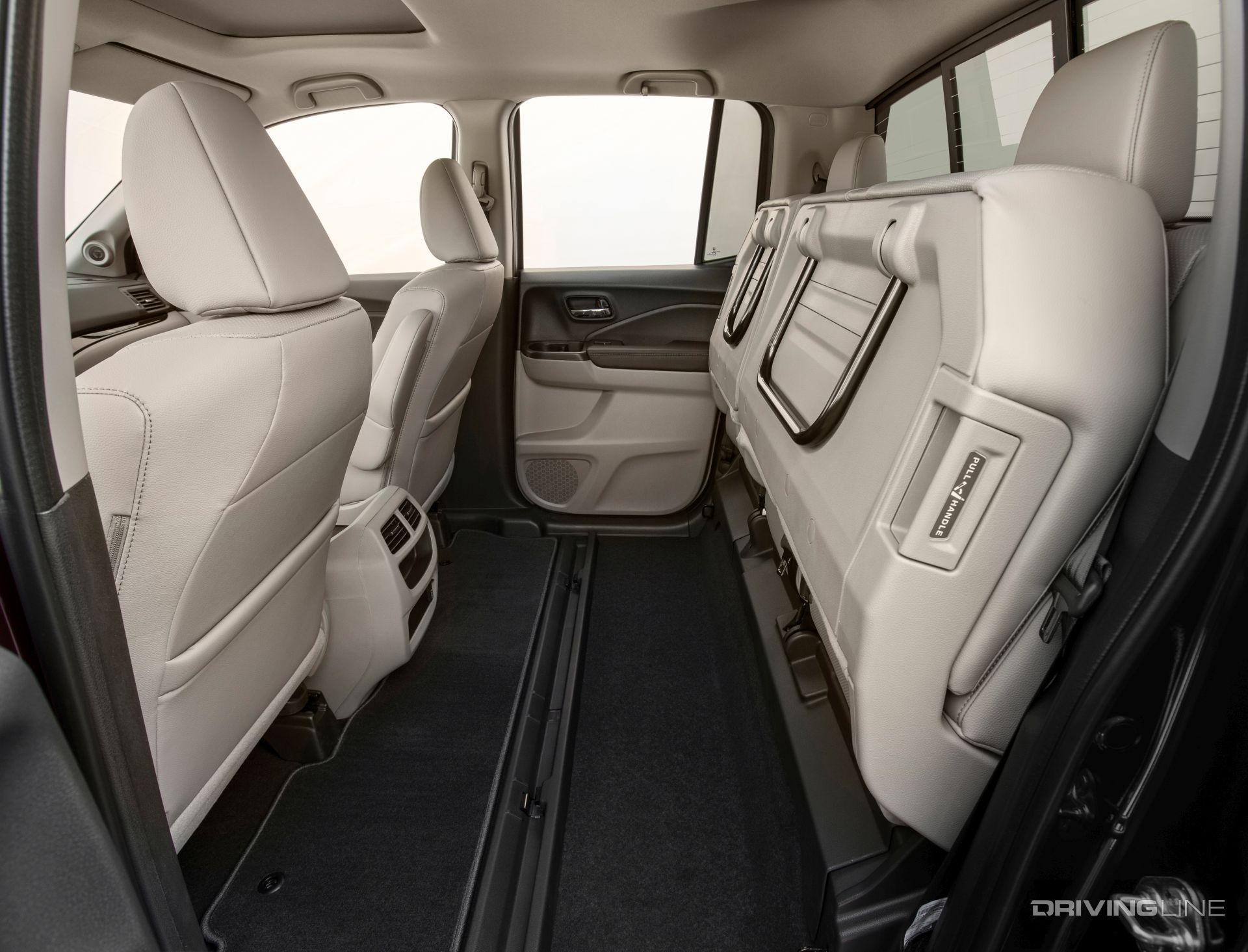 The 2018 Honda Ridgeline Review Drivingline