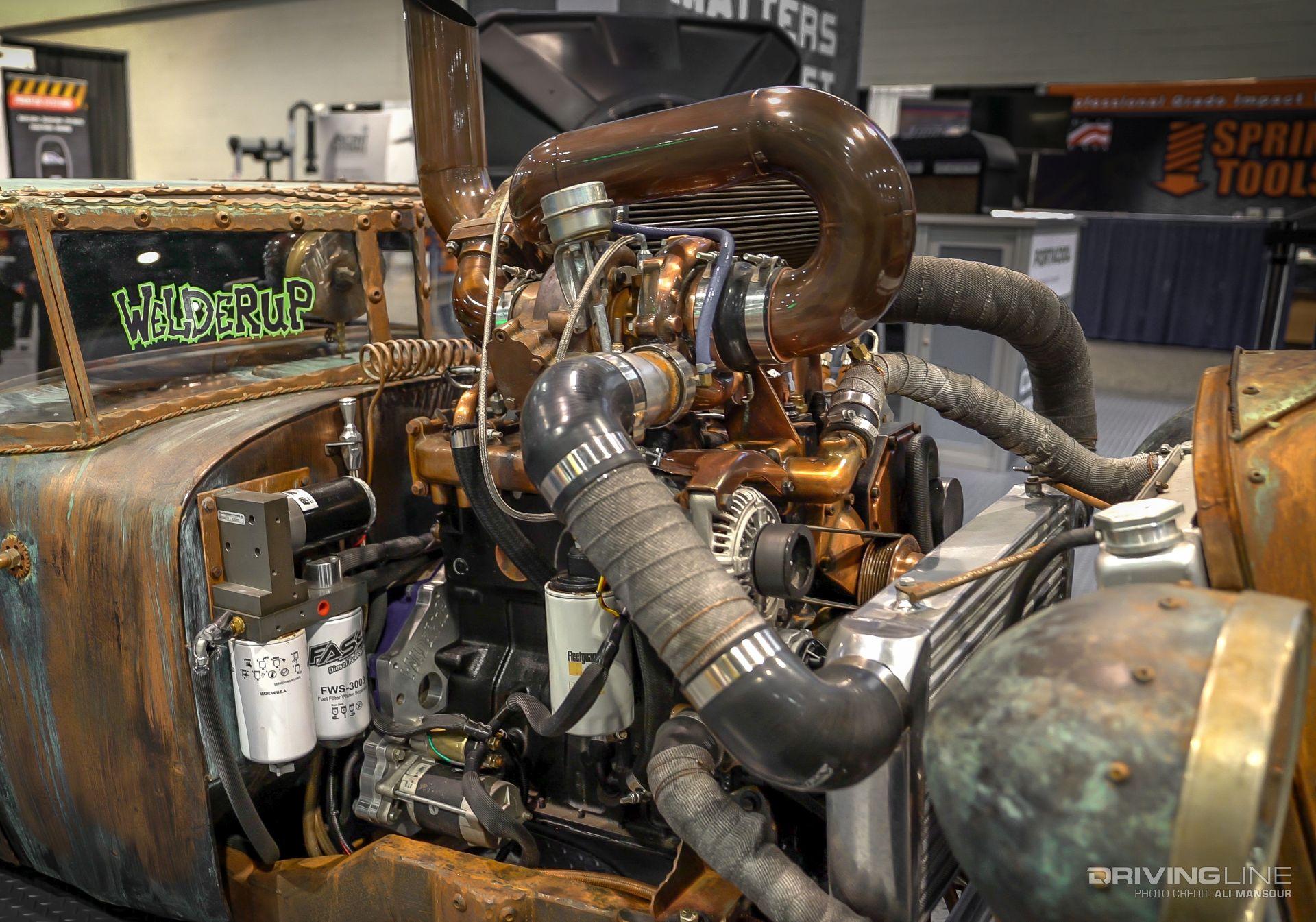Soot Yeah! 6 Incredible Cummins Diesel Engine Swaps   DrivingLine