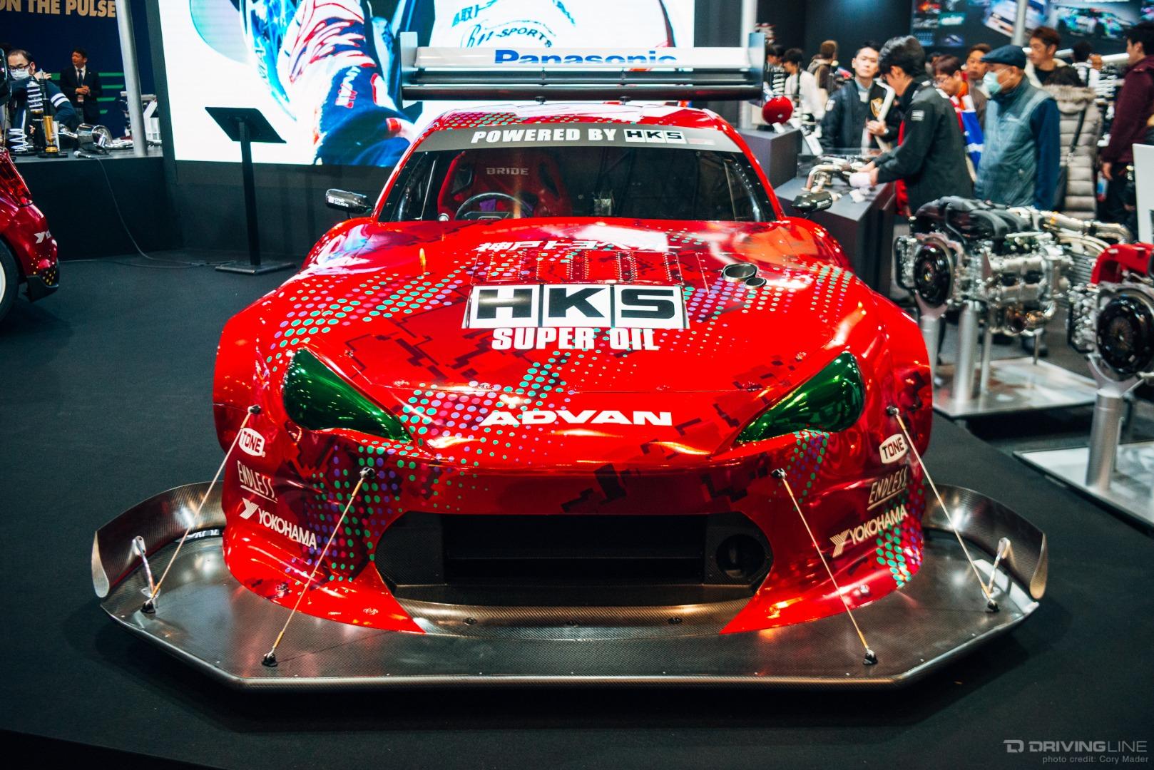Tokyo auto salon 2018 the first look drivingline for 2006 tokyo auto salon