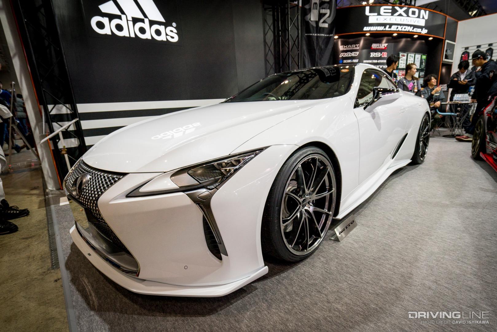 2019 Lexus Lc 500 Preview >> Lexon Lexus LC 500 Debut | DrivingLine