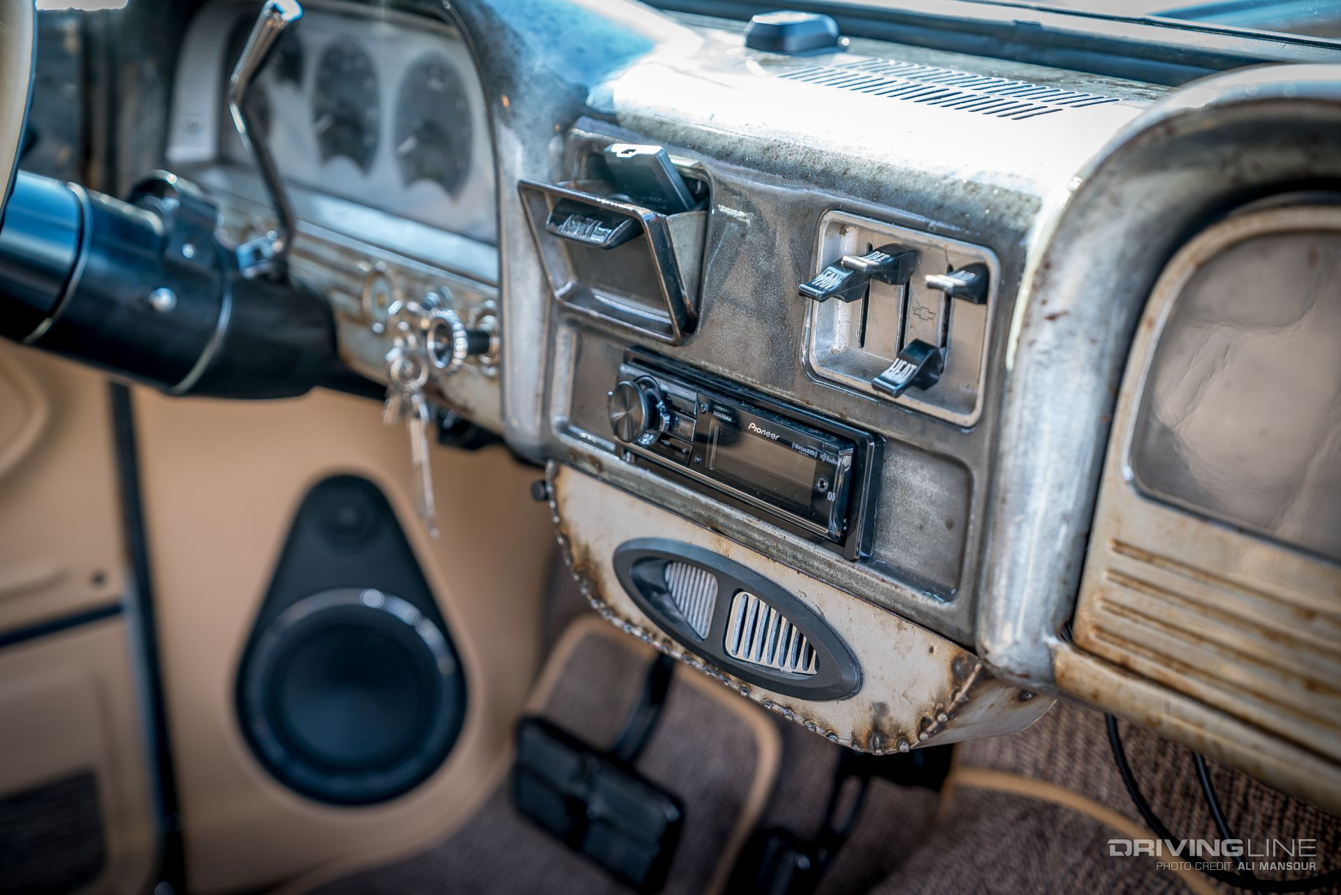 Preserved Patina: Mark Parham's 1961 Chevy Apache 10