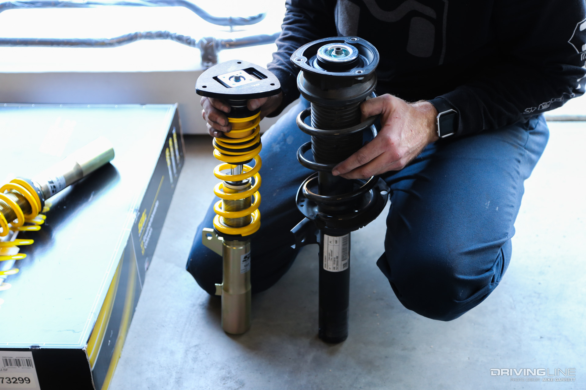 Level Up Your Daily Driver: Installing ST XTA Coilovers