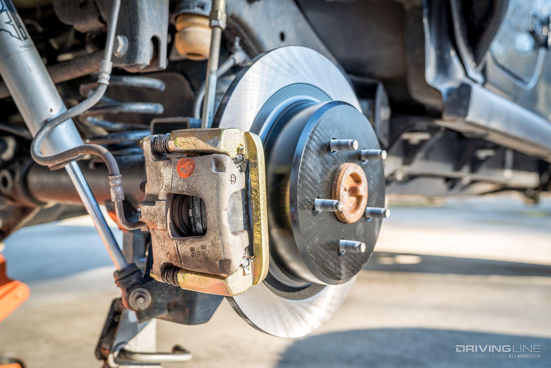 Better JK Brakes for Less: Dynatrac ProGrip Review | DrivingLine