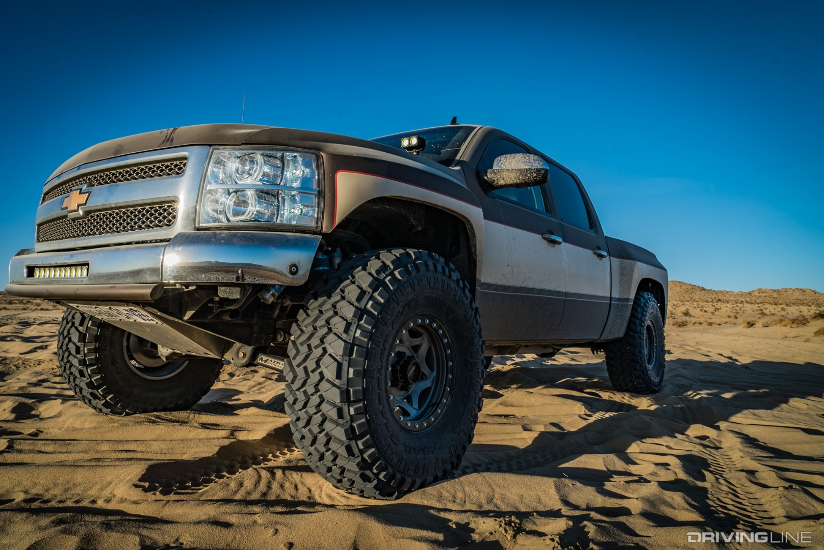 Silverado High Desert >> Reaching New Heights: The Chevy Prerunner Inspired by an 80s TV Show | DrivingLine