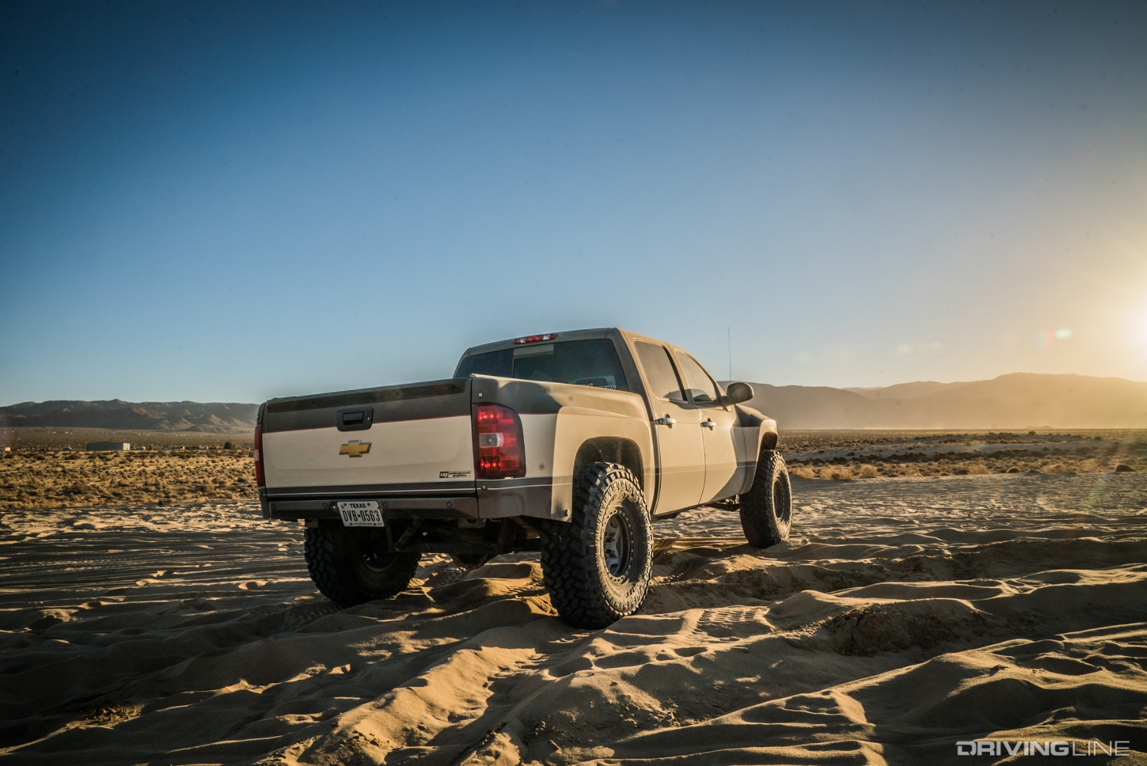 Chevy Silverado Guy >> Reaching New Heights: The Chevy Prerunner Inspired by an ...