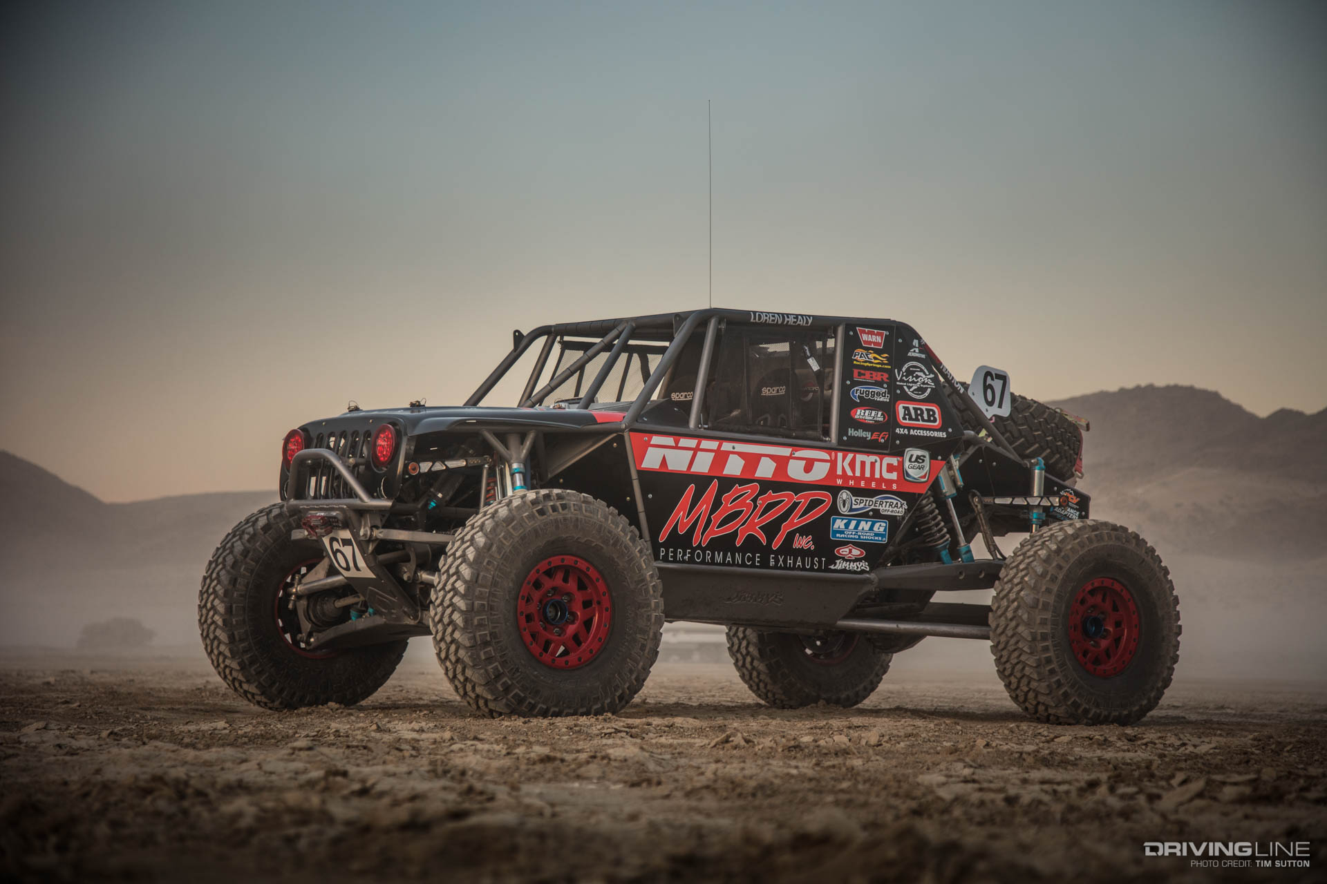 Build A Jeep >> Red Dragon 2.0: Loren Healy's Latest 4400 Masterpiece | DrivingLine