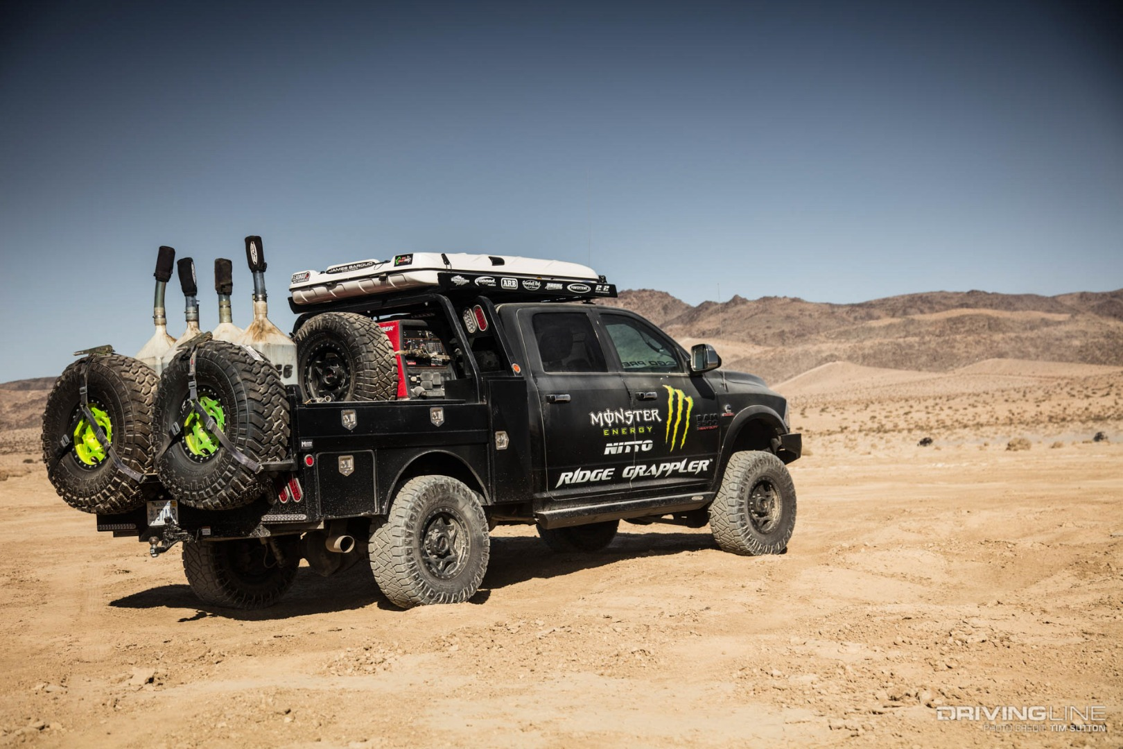 Form Meets Function: A Mission Ready Chase Truck with ...