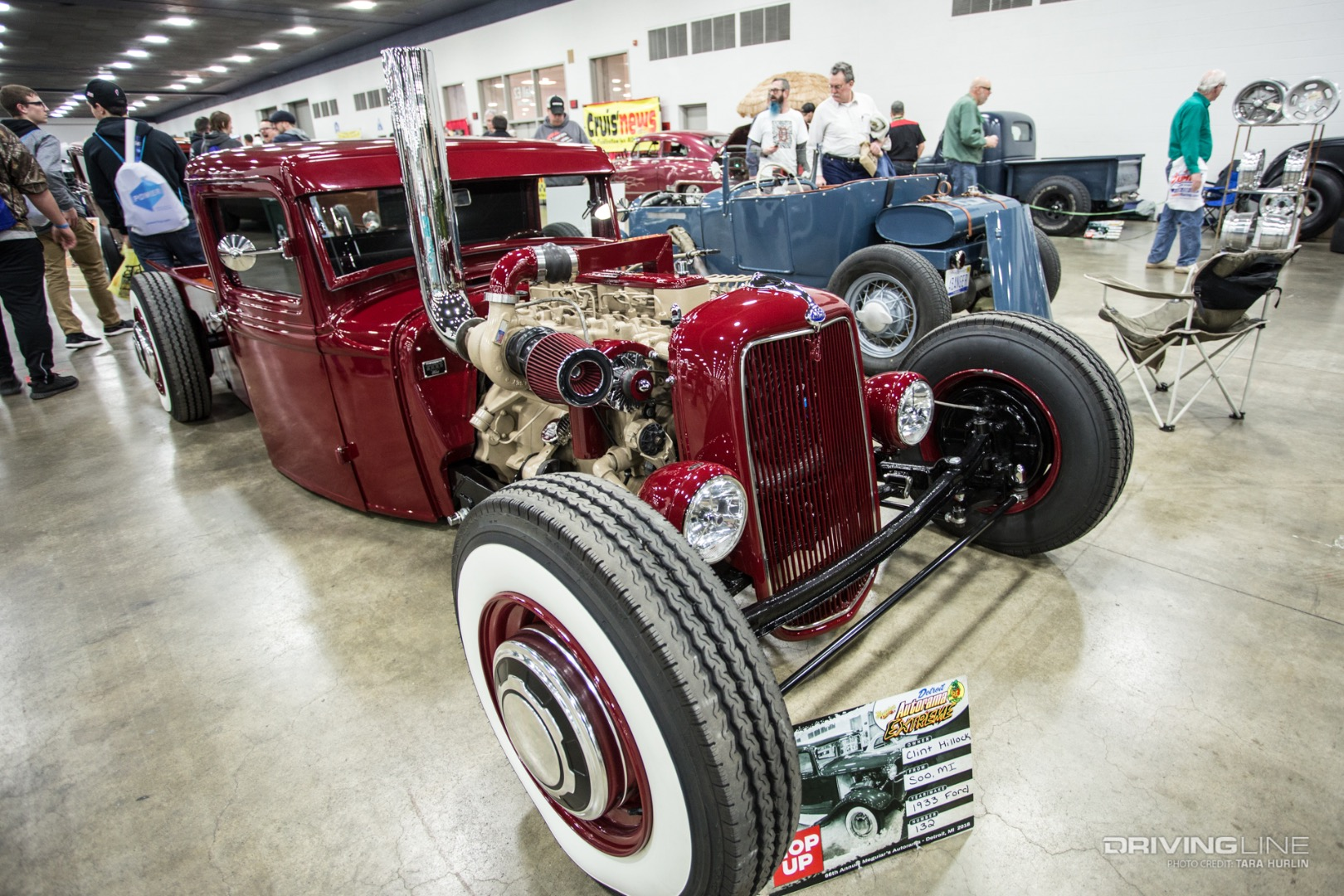 Eight Glorious Engines from the Detroit Autorama | DrivingLine