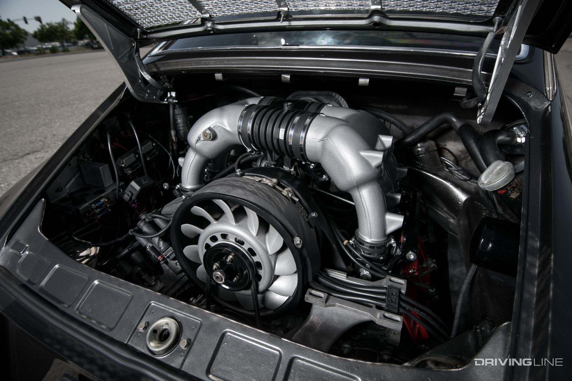 Air,Cooled 911 Intake Revamp