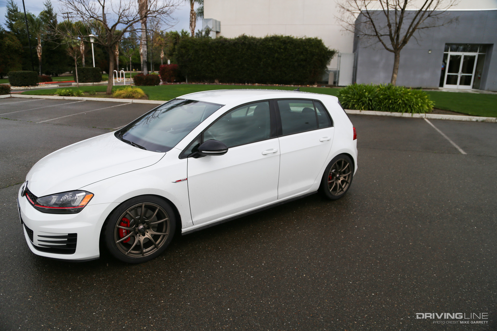 2018 Volkswagen Gti Review >> A Touch of JDM: WedsSport Wheels & Nitto NT05s for the Mk7 Golf GTI | DrivingLine