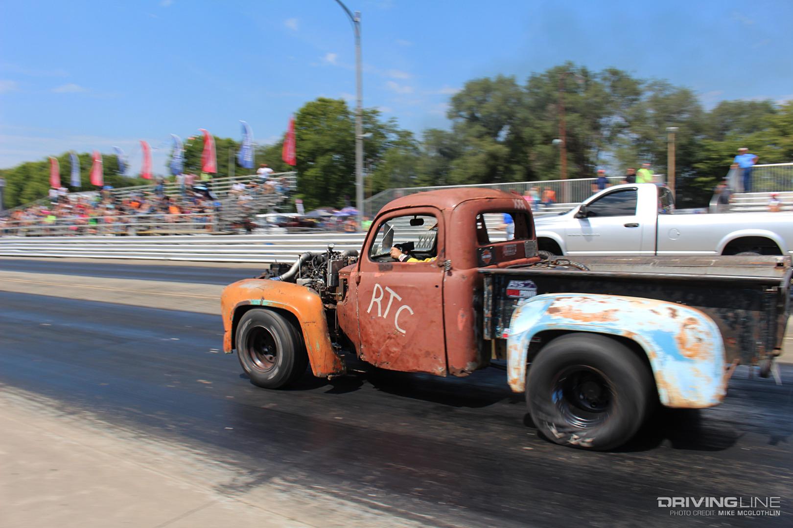 Diesel Rat Rods Epic No Matter The Budget Drivingline