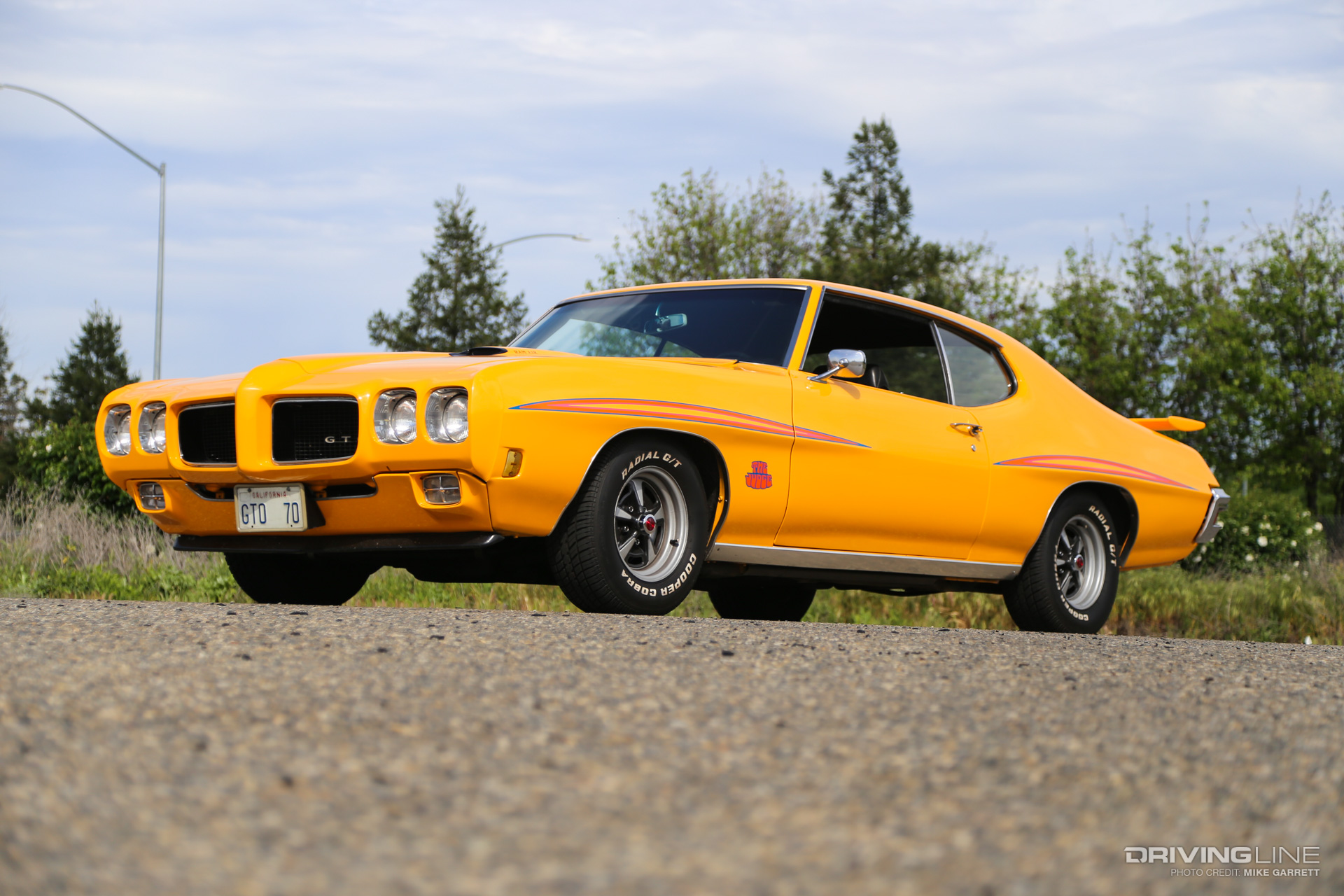 Project Restomod GTO: Breathing New Life Into a Classic Muscle Car ...