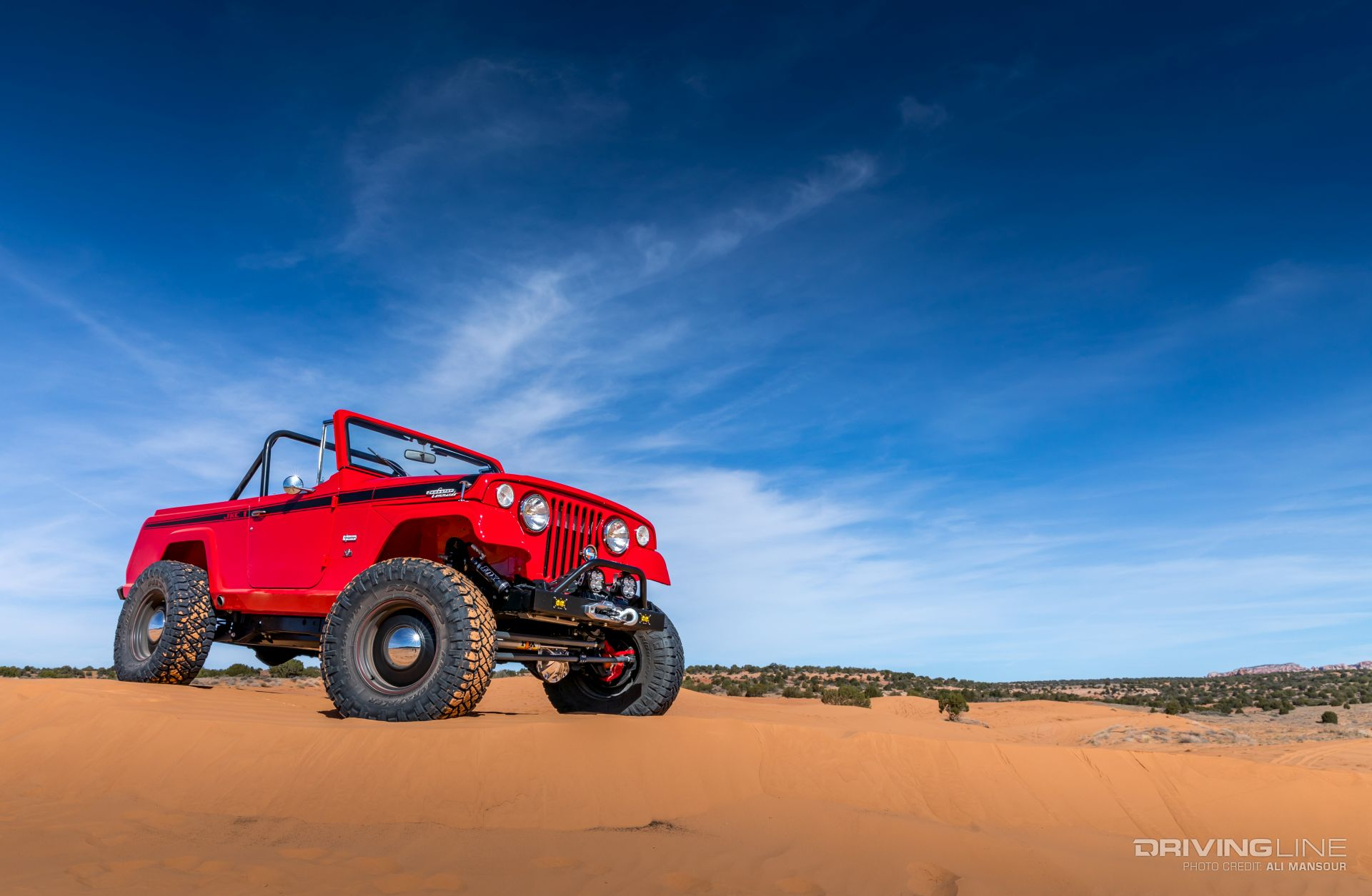 Synergy In Motion: 1971 Jeepster Commando [Video ...