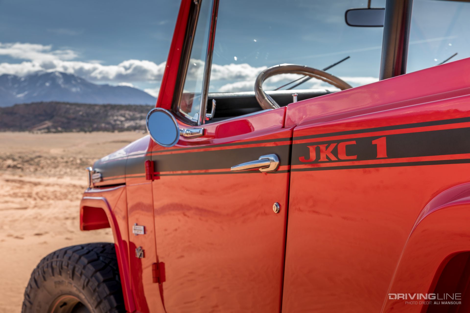 Synergy In Motion 1971 Jeepster Commando Video