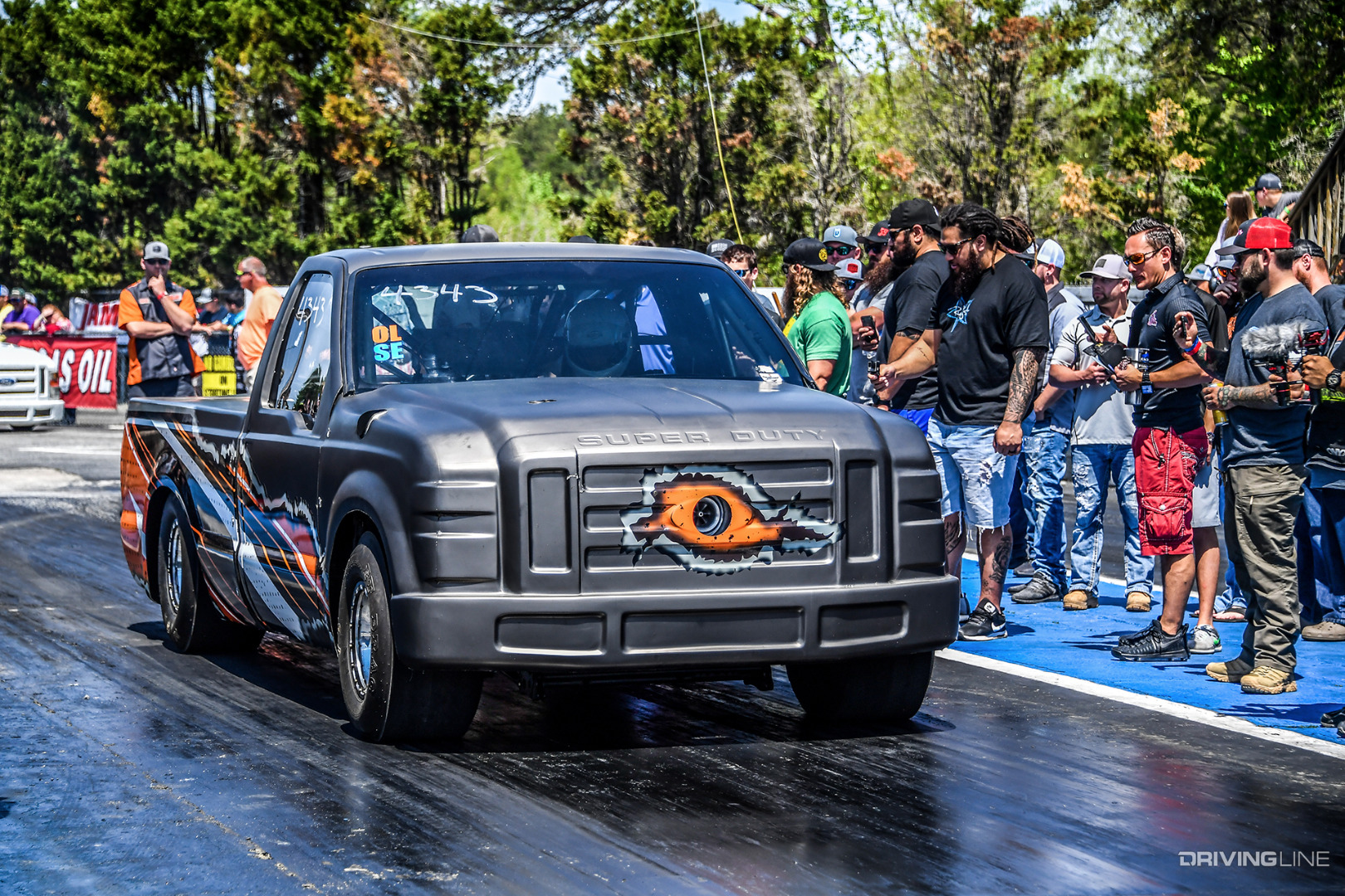 Profiled: 5 of Diesel Drag Racing's Top Pro Mod Trucks