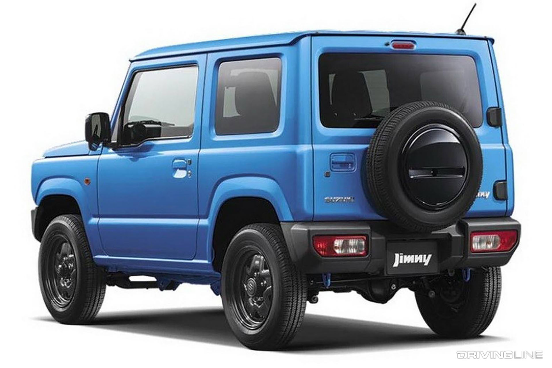 2019 suzuki jimny the awesome pocket 4x4 we can 39 t have. Black Bedroom Furniture Sets. Home Design Ideas