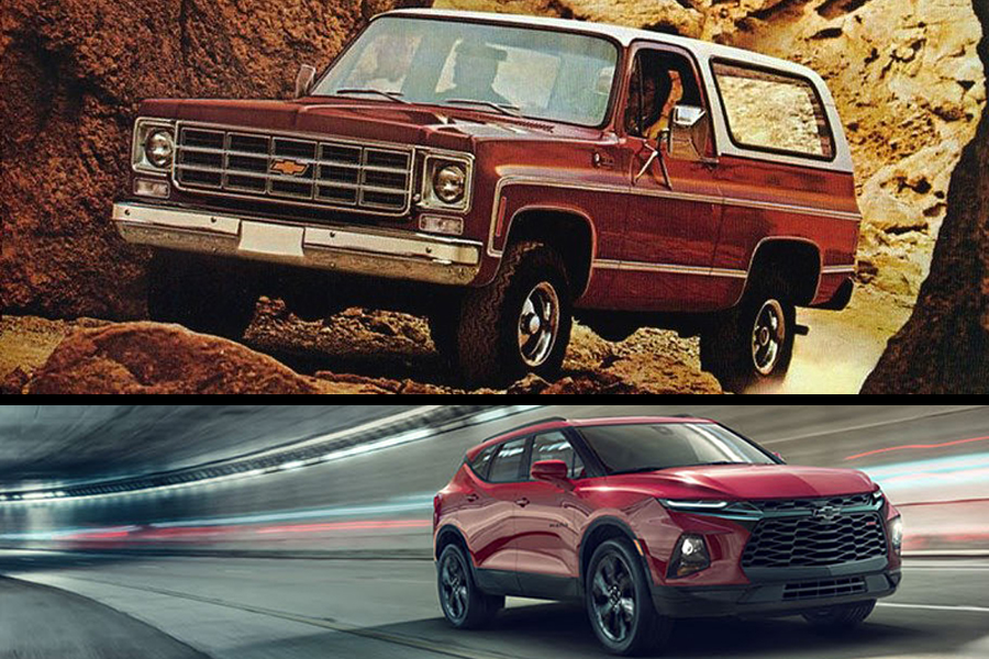 The 2019 Chevy Blazer: Hardcore 4x4 Turned Modest ...