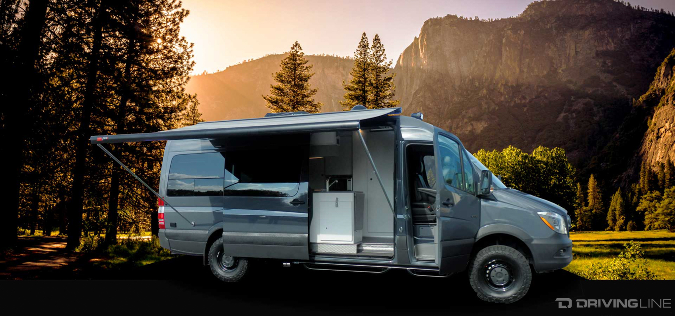 How To Convert A Van Into A Camper And Live The Van Life