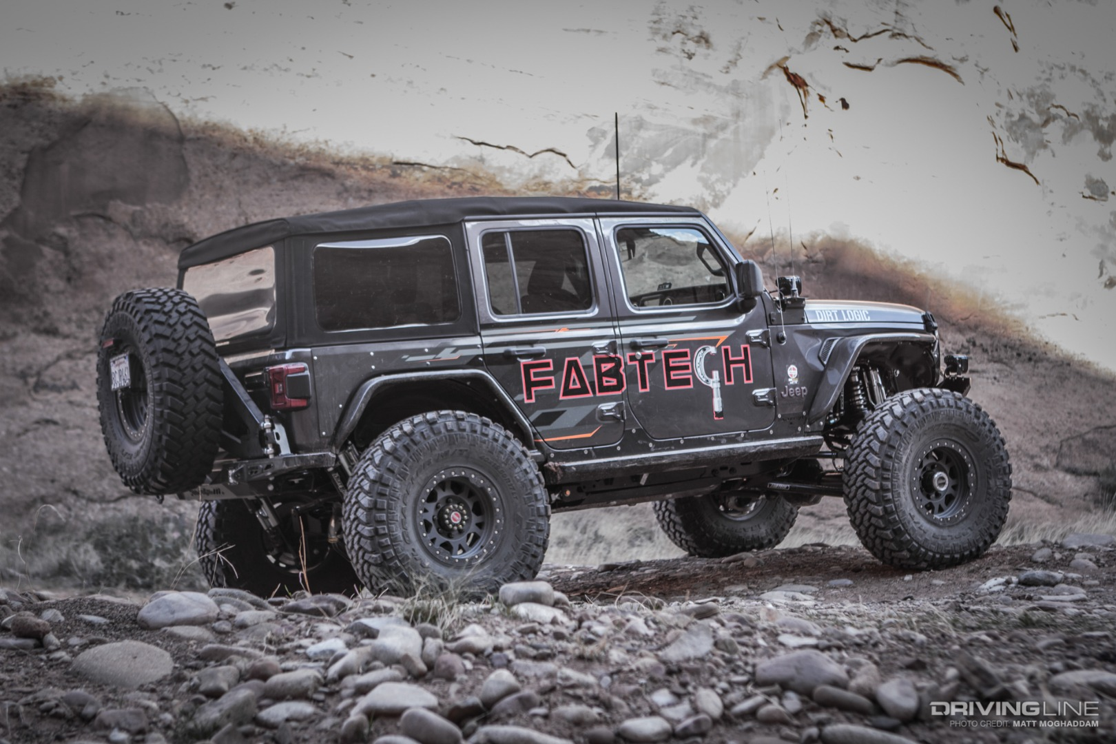 Jeep Wrangler Aftermarket Parts >> Ride of the Week: Fabtech Jeep JL [VIDEO] | DrivingLine