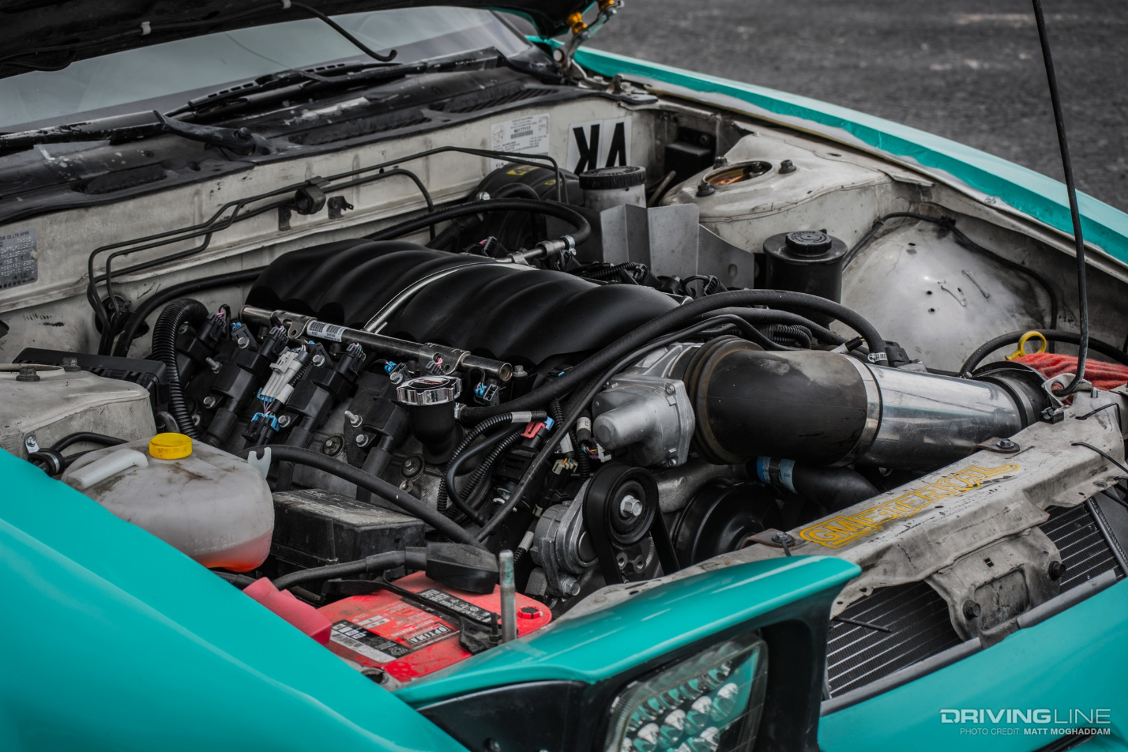 Keepin' It Legal: The LS-Swapped S13 That California Is Cool With