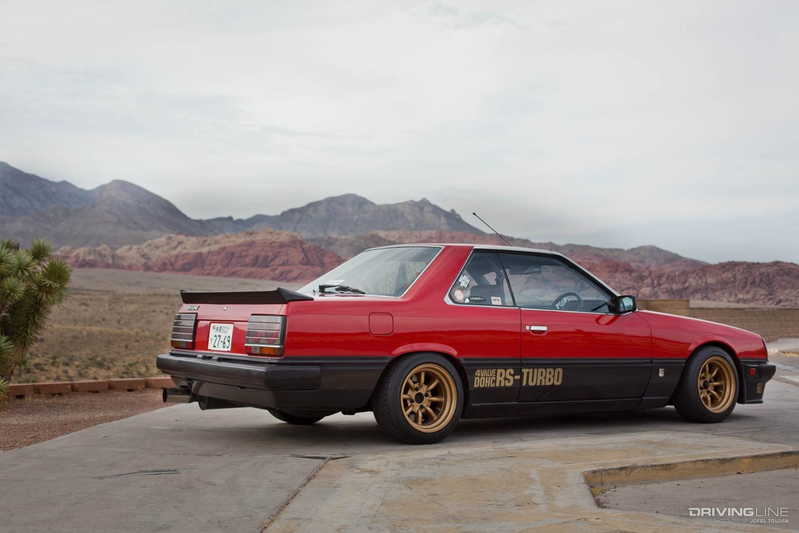 Sin City Special: 1983 Nissan Skyline R30   DrivingLine