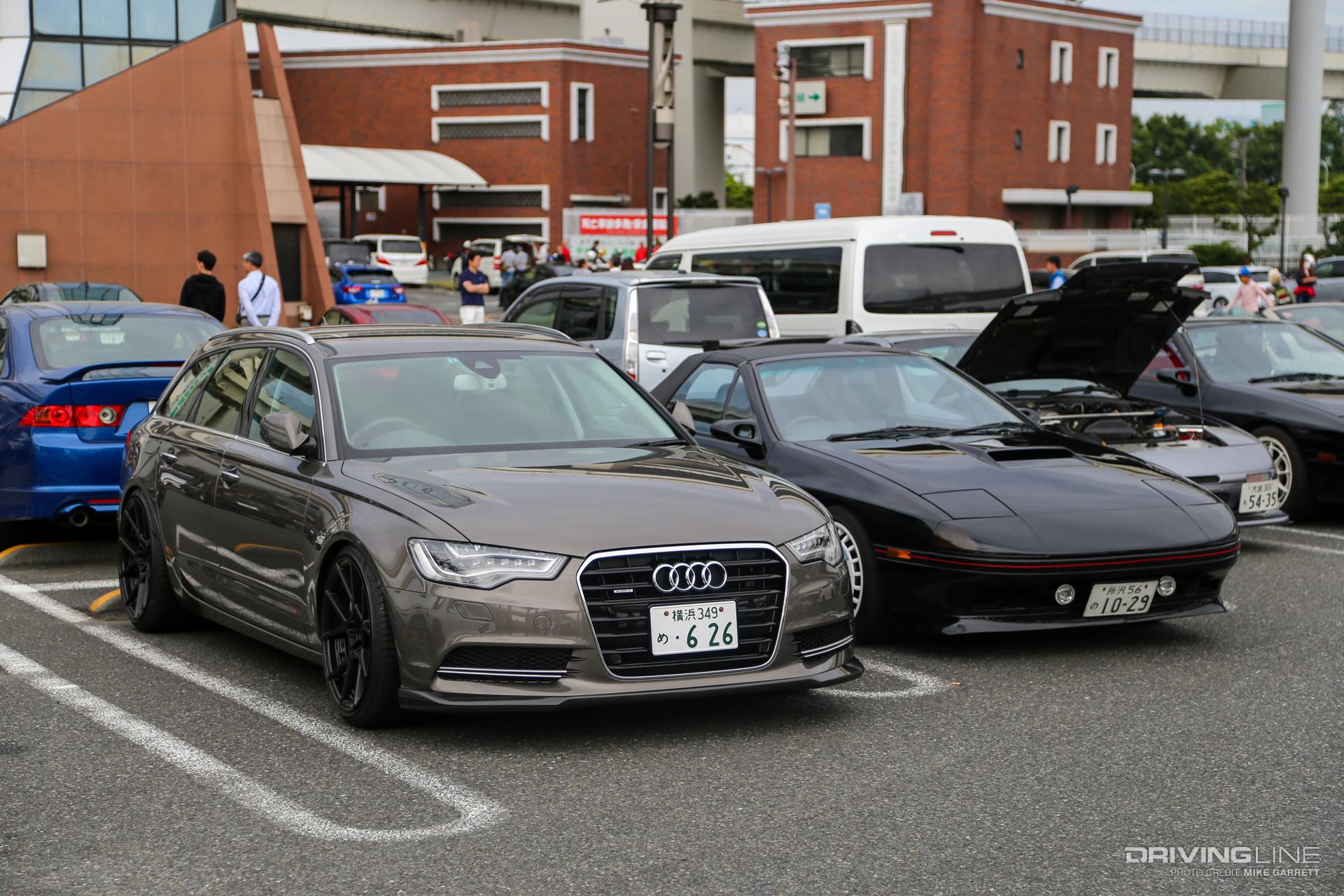 Daikoku Sundays: The World's Greatest Pop-Up Car Meet ...